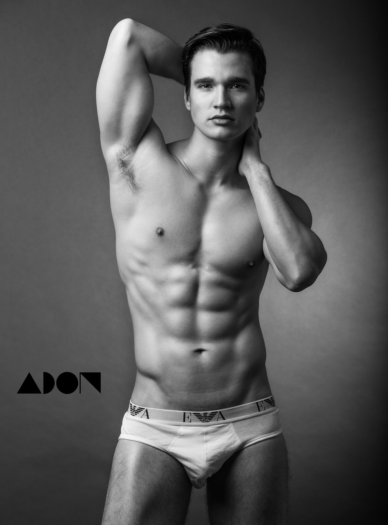 Adon Exclusive: Model Hans Weiser By Jason Oung