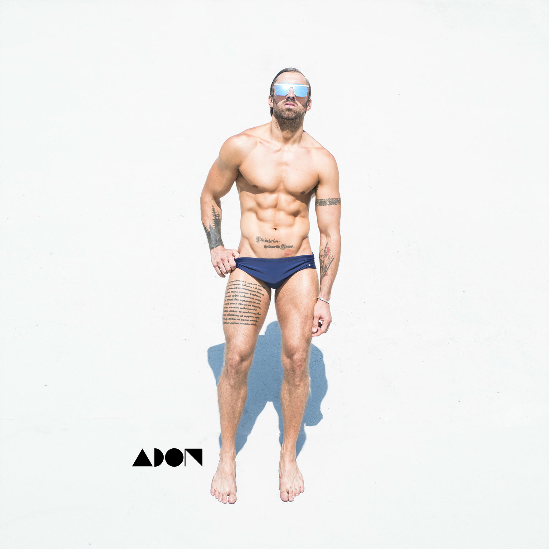 Adon Exclusive: Model Anton Sebel By Ruben Tomas