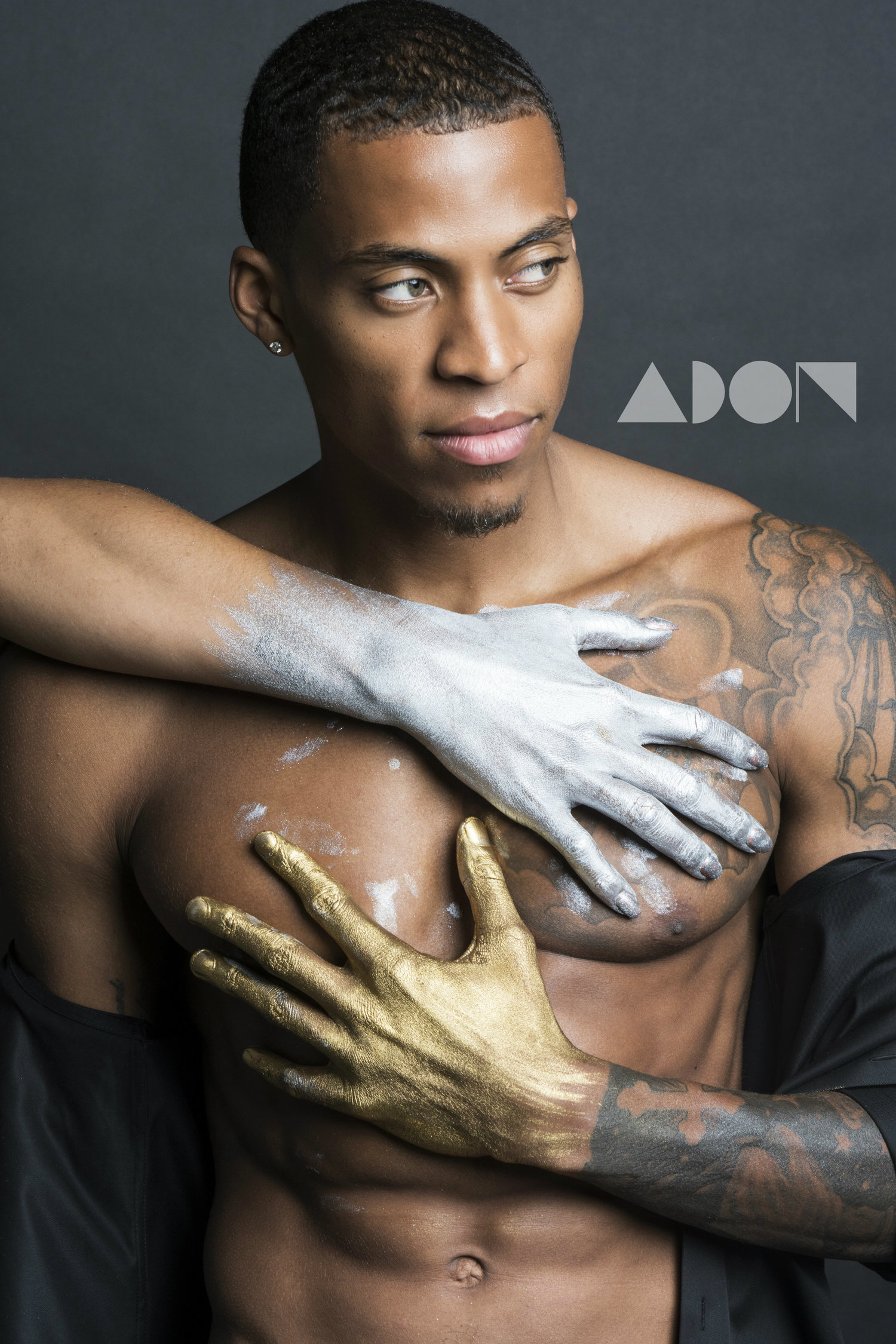Adon Exclusive: Model Dana Isaiah By Amanda Ramón