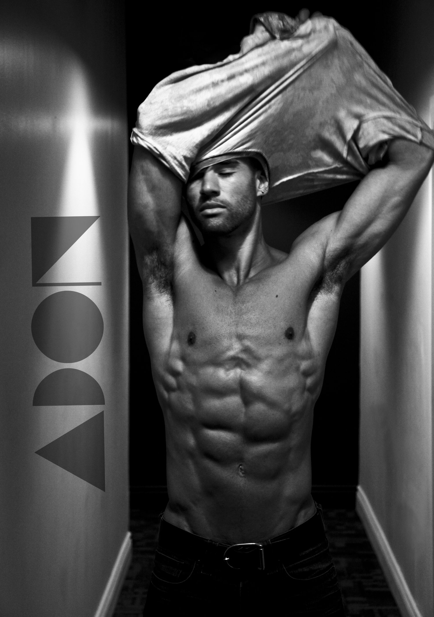 Adon Exclusive: Model Kevin Geyson By Perry Senecal