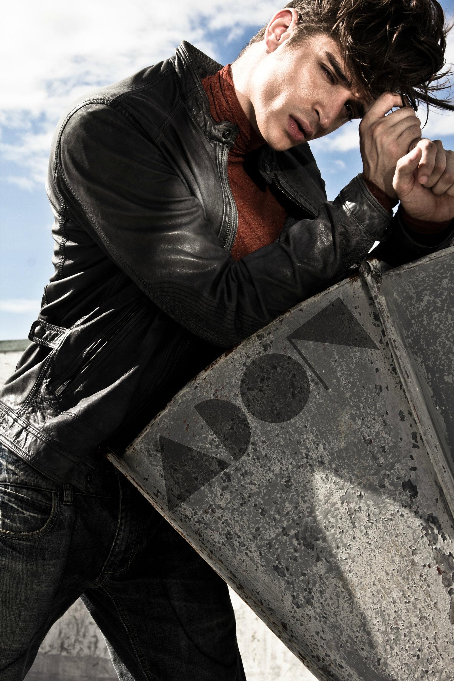 Adon Exclusive: Model Marco Araujo By Xram Ragde