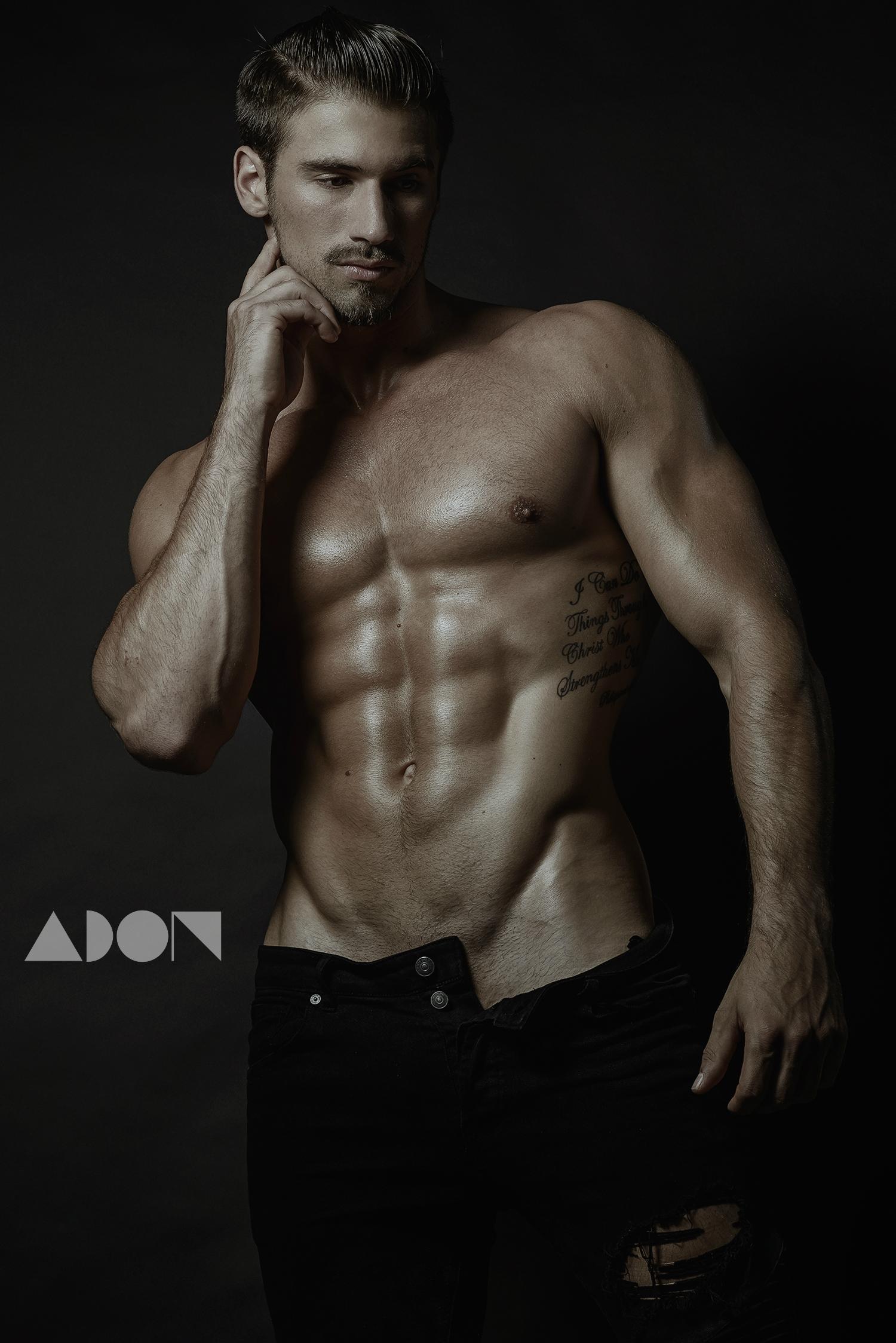 Adon Exclusive: Model COLTON SZOSTEK By Armando Adajar