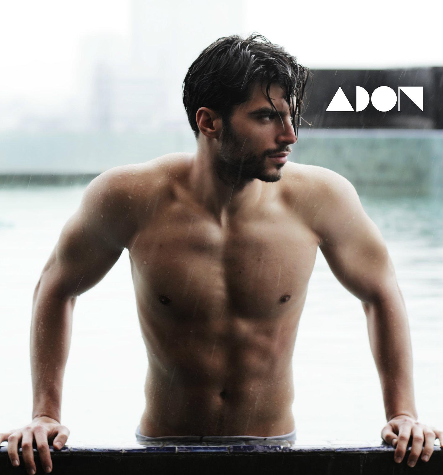 Adon Exclusive: Model Aleksa Gavrilović By Sofyan Hendik