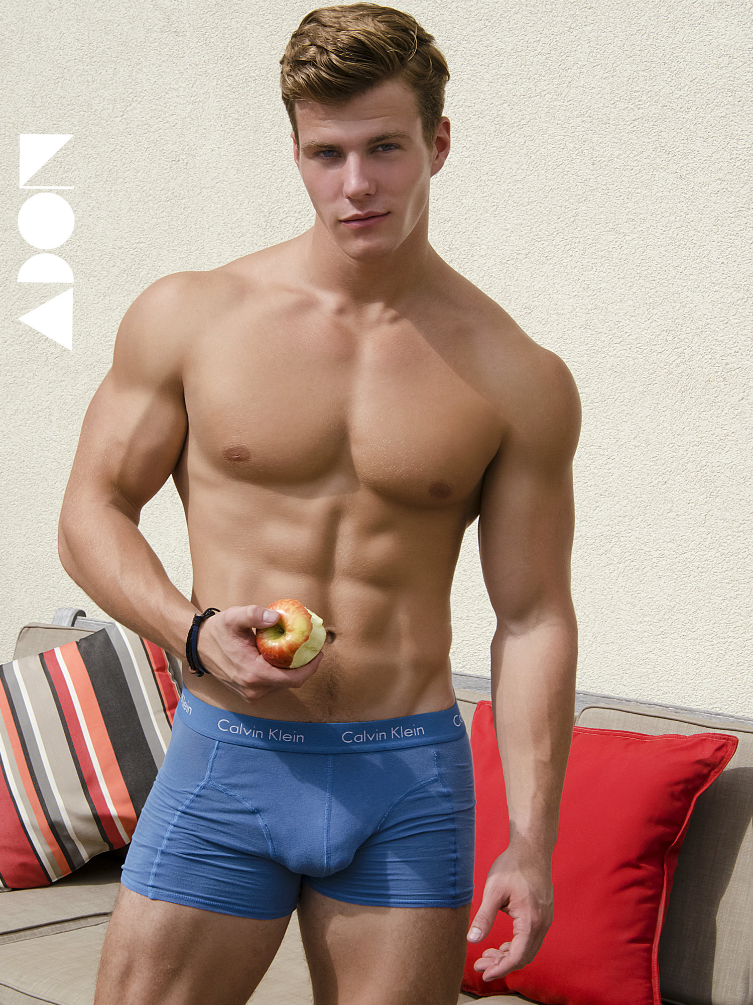 Adon Exclusive: Model Michael Dean By Rick Stockwell