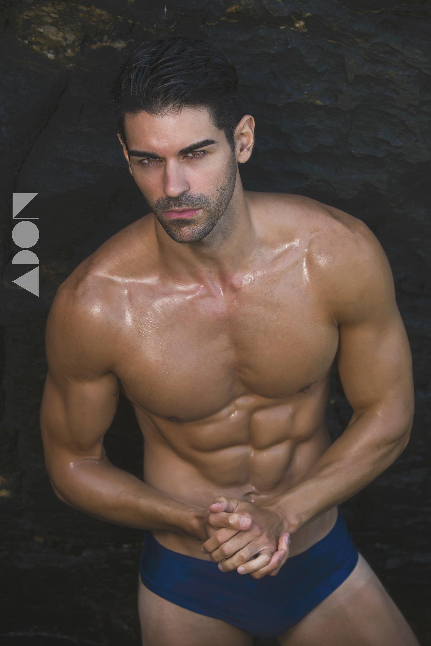 Adon Exclusive: Model SAMUEL ASTORGA By LUISMA GOMEZ