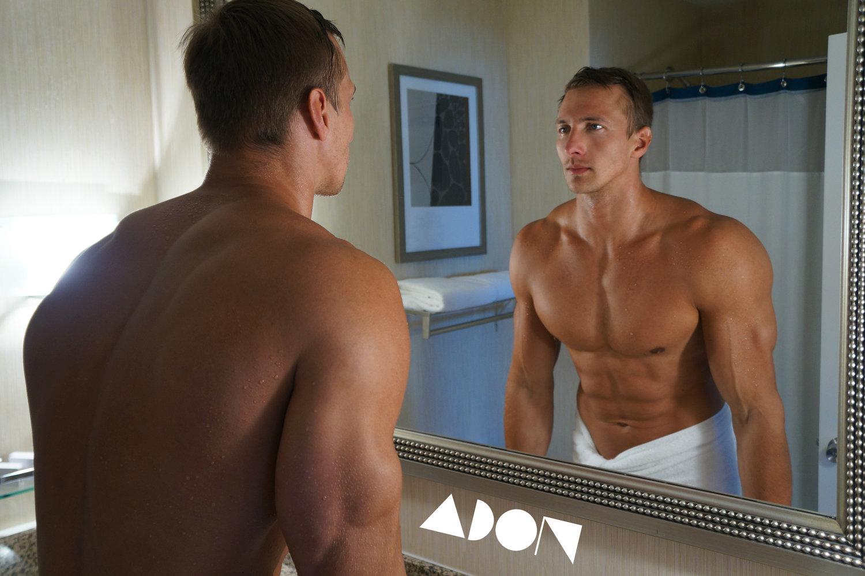 Adon Exclusive: Model Alexander Progressov By Matt Lian