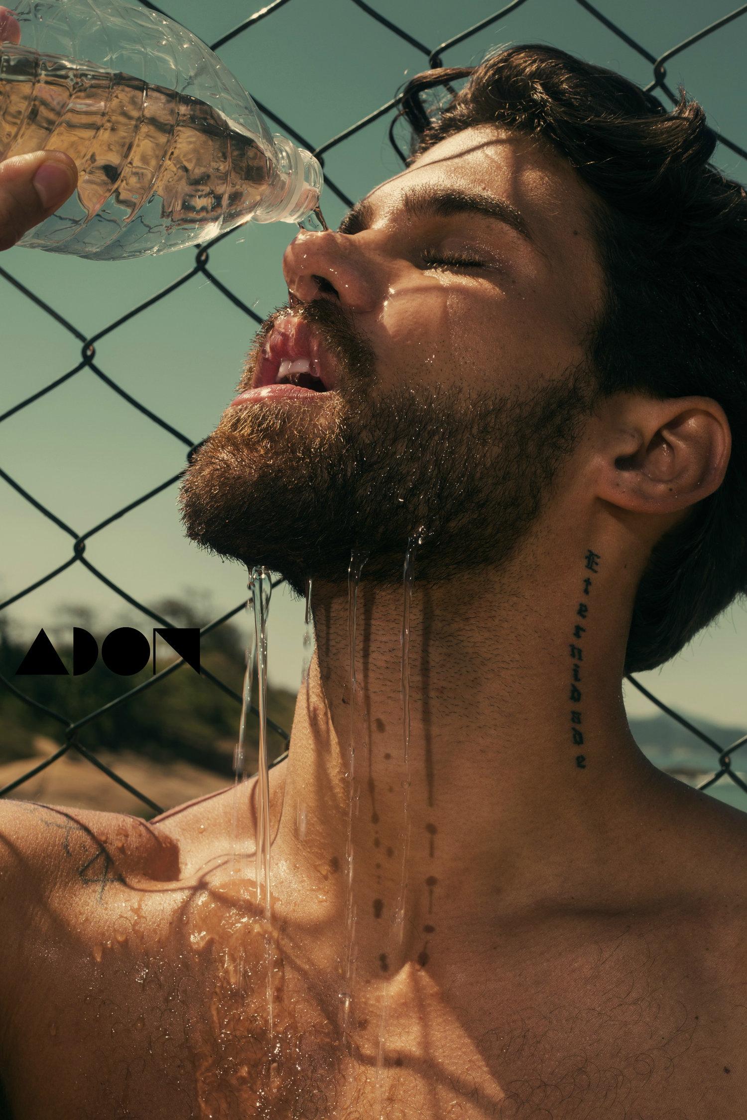 Adon Exclusive: Model Rodrigo Westermann By Pedro Gualberto