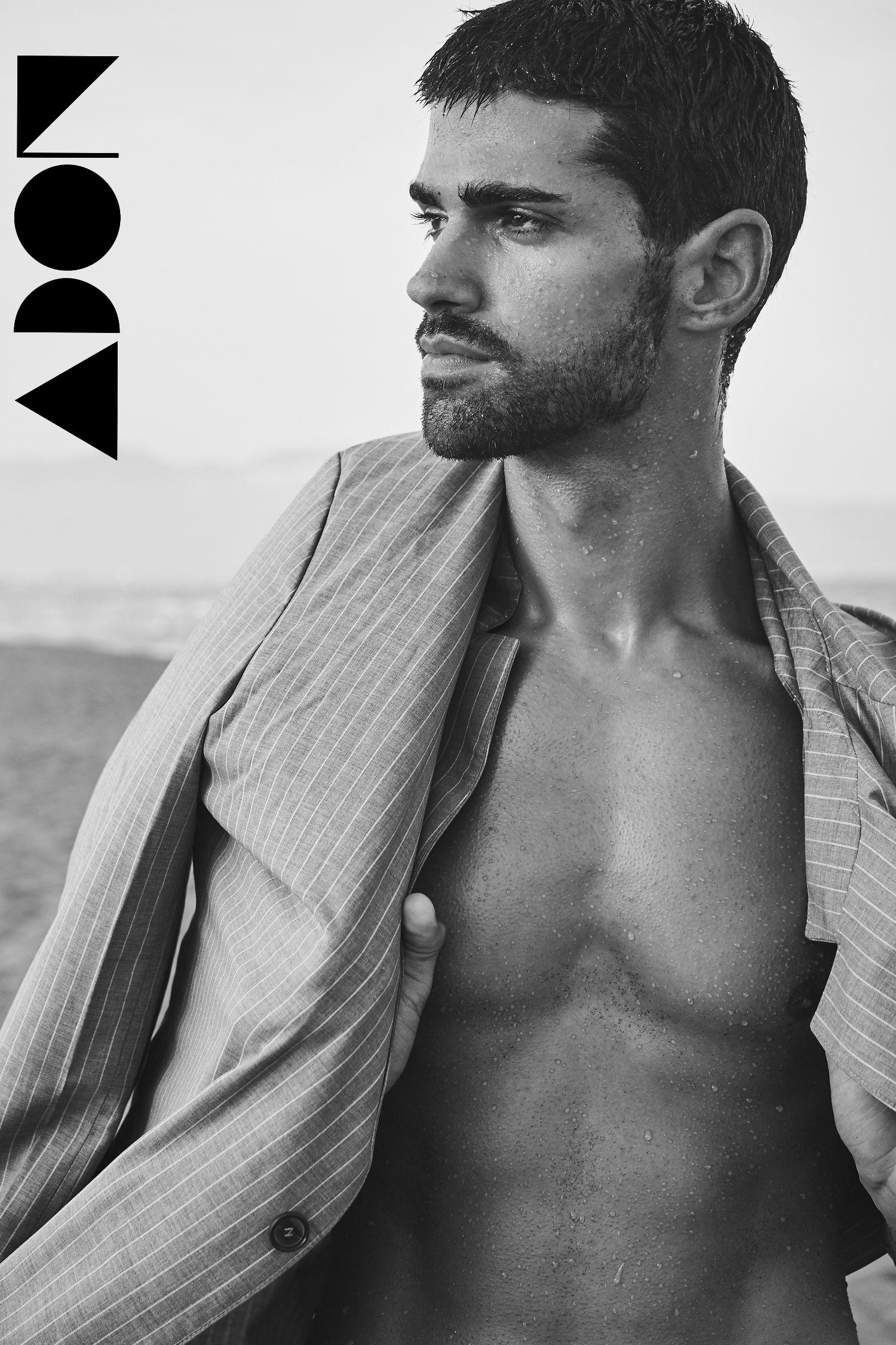 Adon Exclusive: Model Jairo Mores By Miguel Anxo