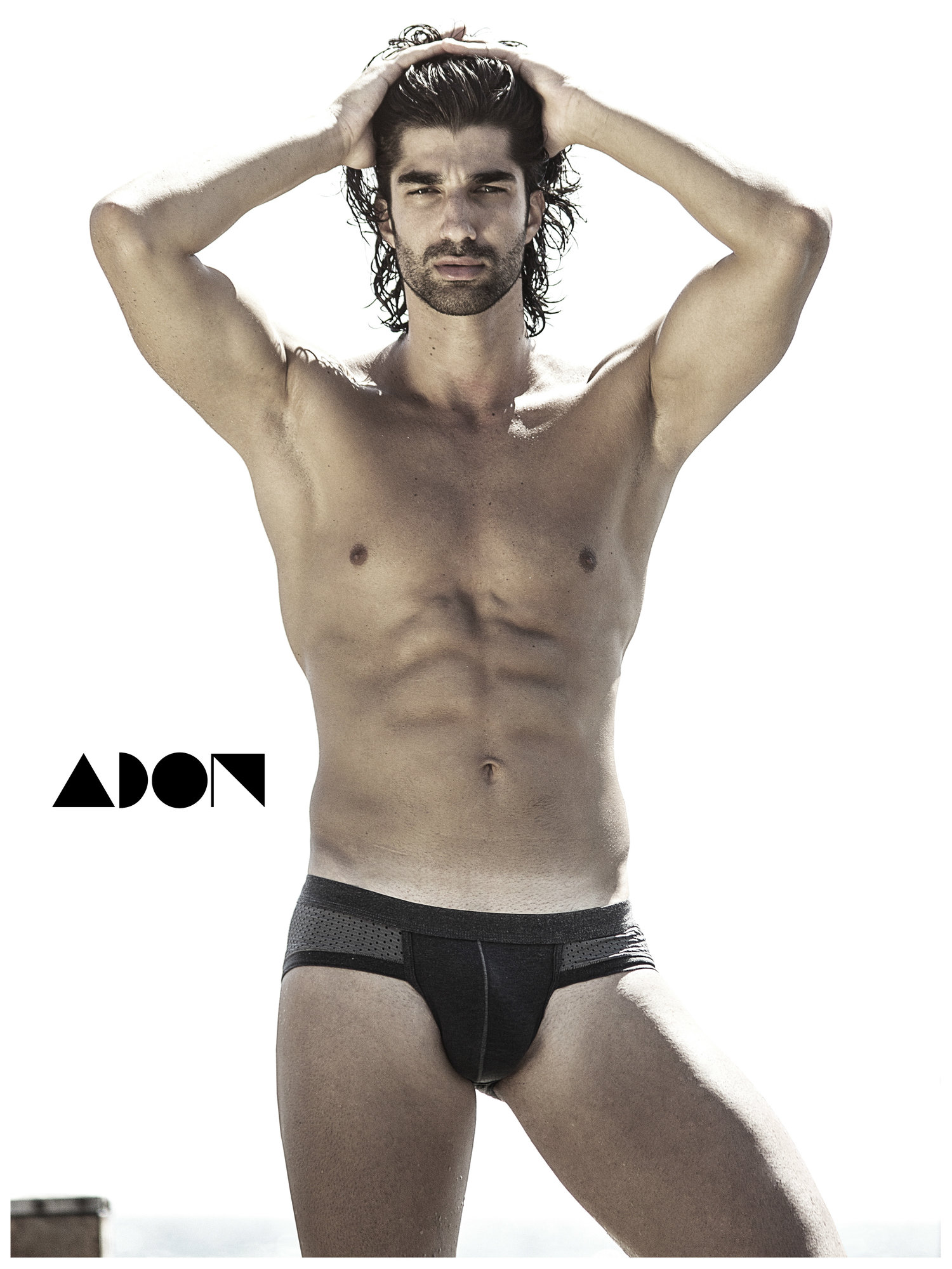 Adon Exclusive: Model Andreas Chrysanthou By Jay Logothetis