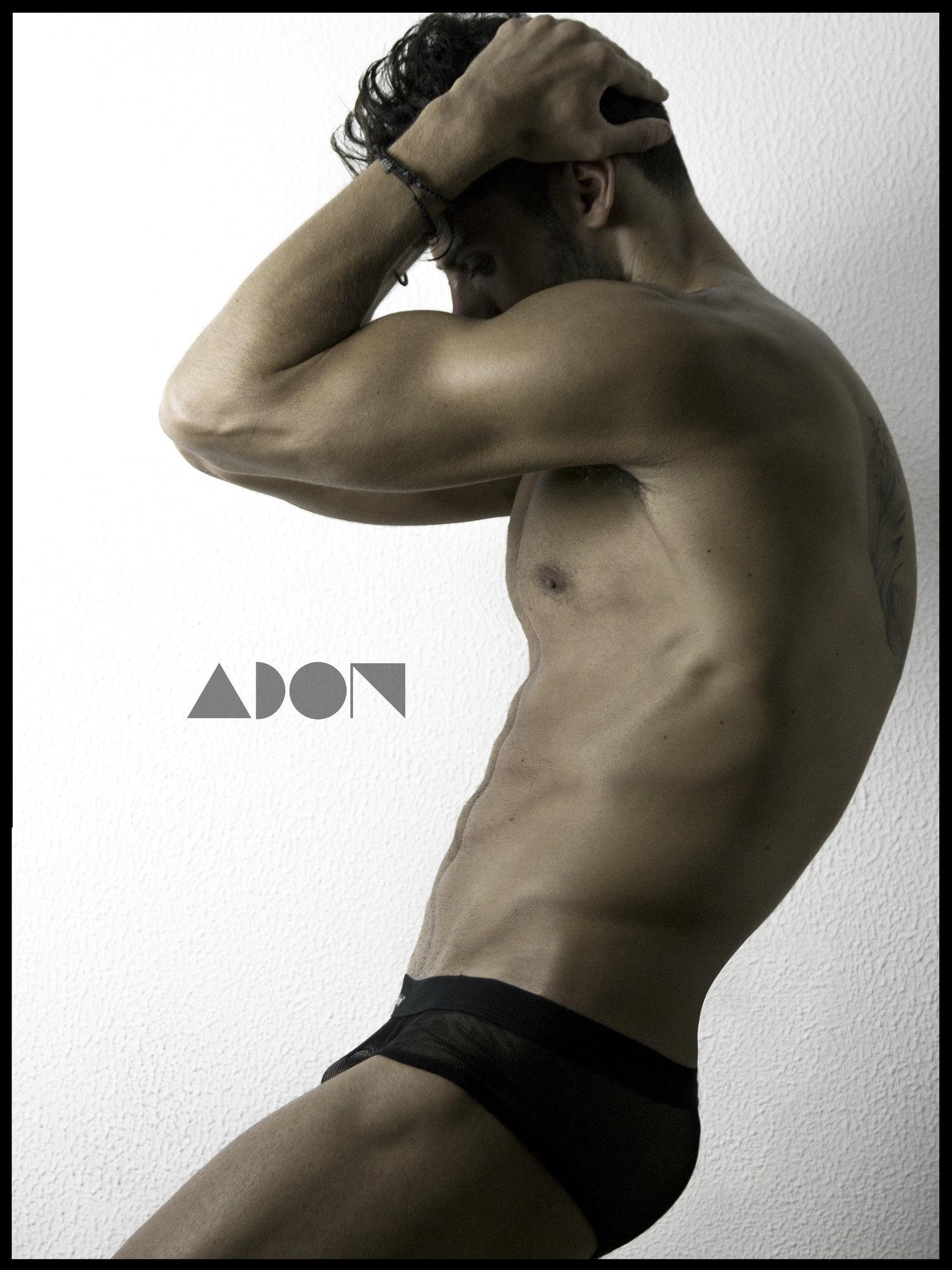 Adon Exclusive: Model Constantinos Vasou By Jay Logothetis