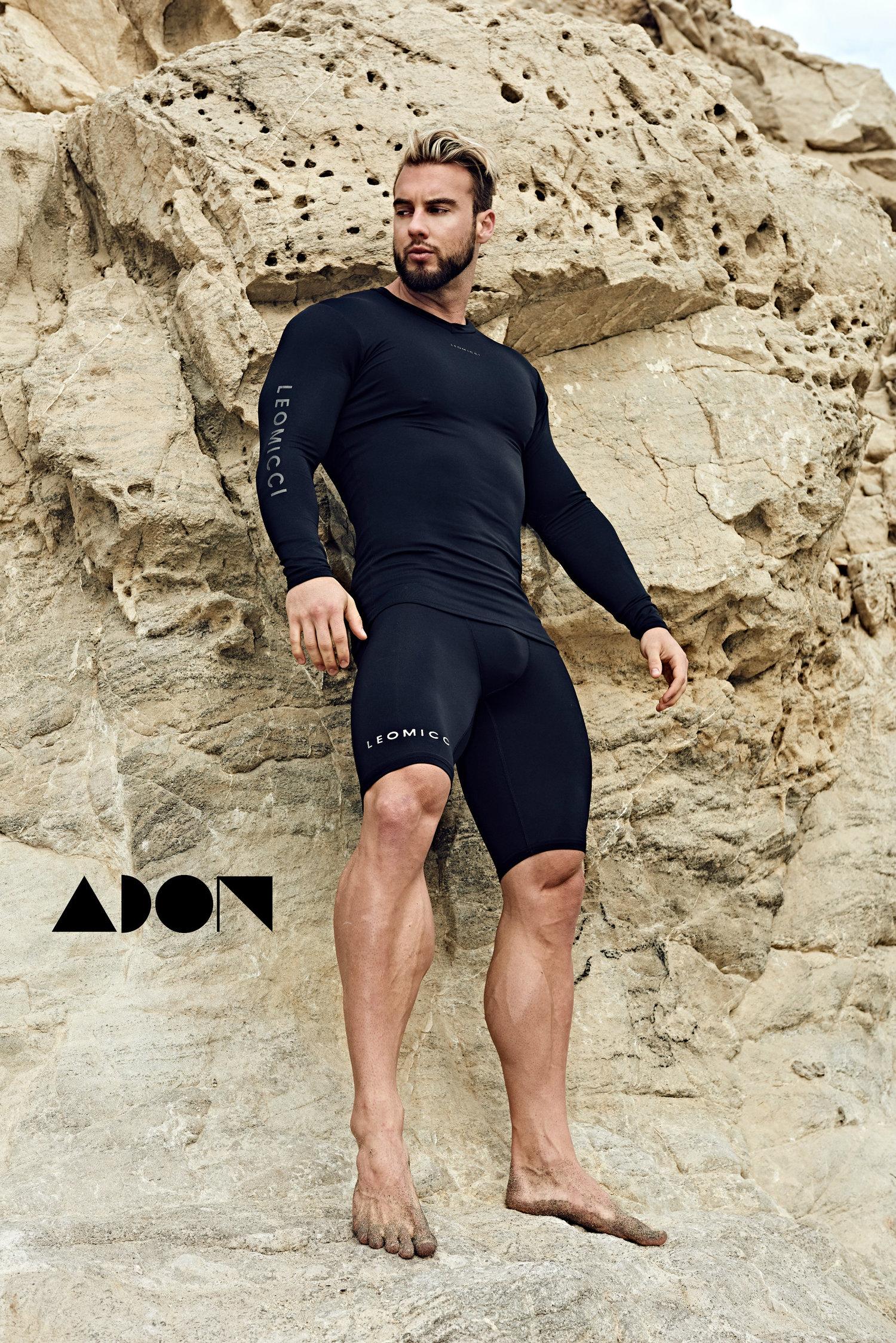 Adon Exclusive: Model Alfred Liebl