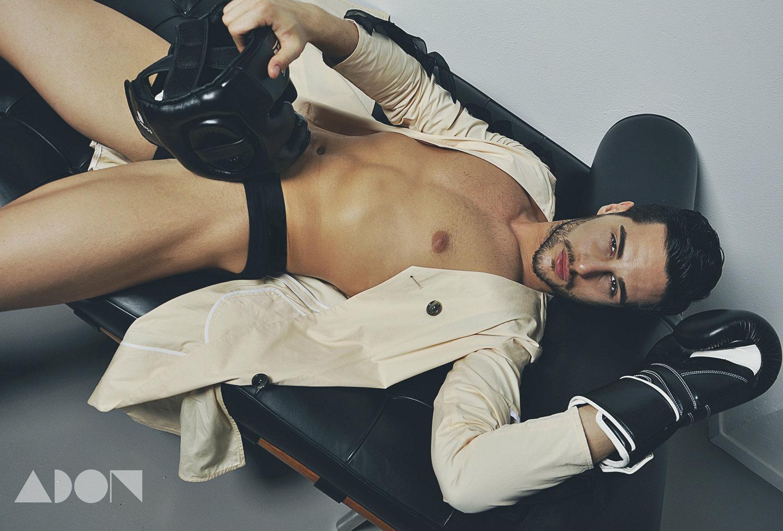 Adon Exclusive: Model Sasha Donatelli By Eros Zhou