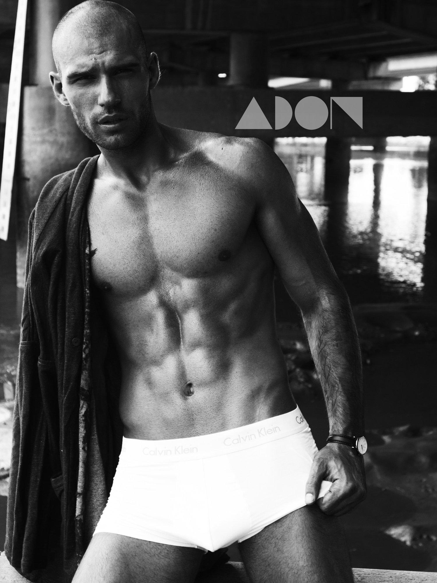 Adon Exclusive: Model Roma Korkodola By Danil Kotenko