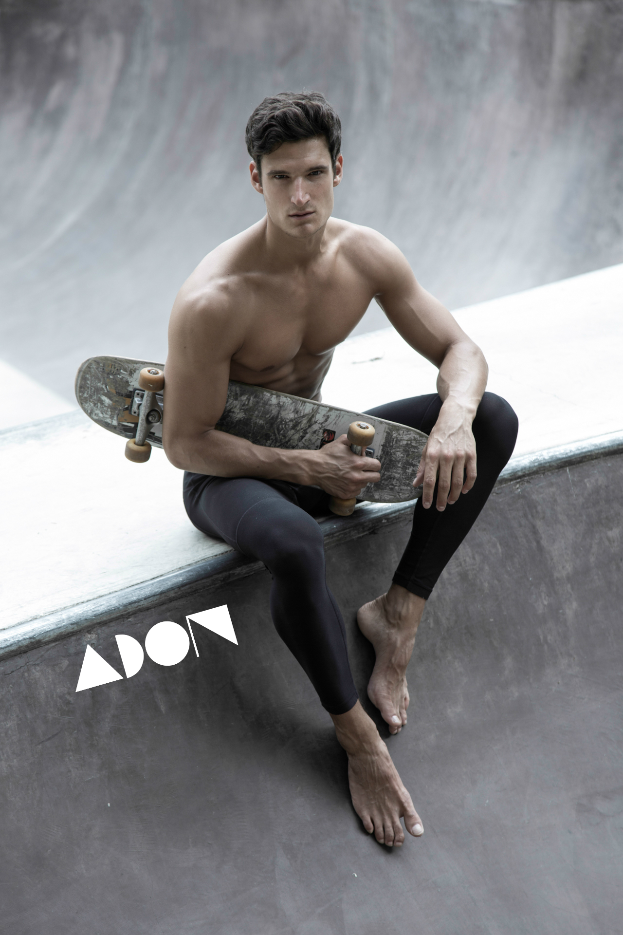 Adon Exclusive: Model Philippe Rech By Iberico Alex