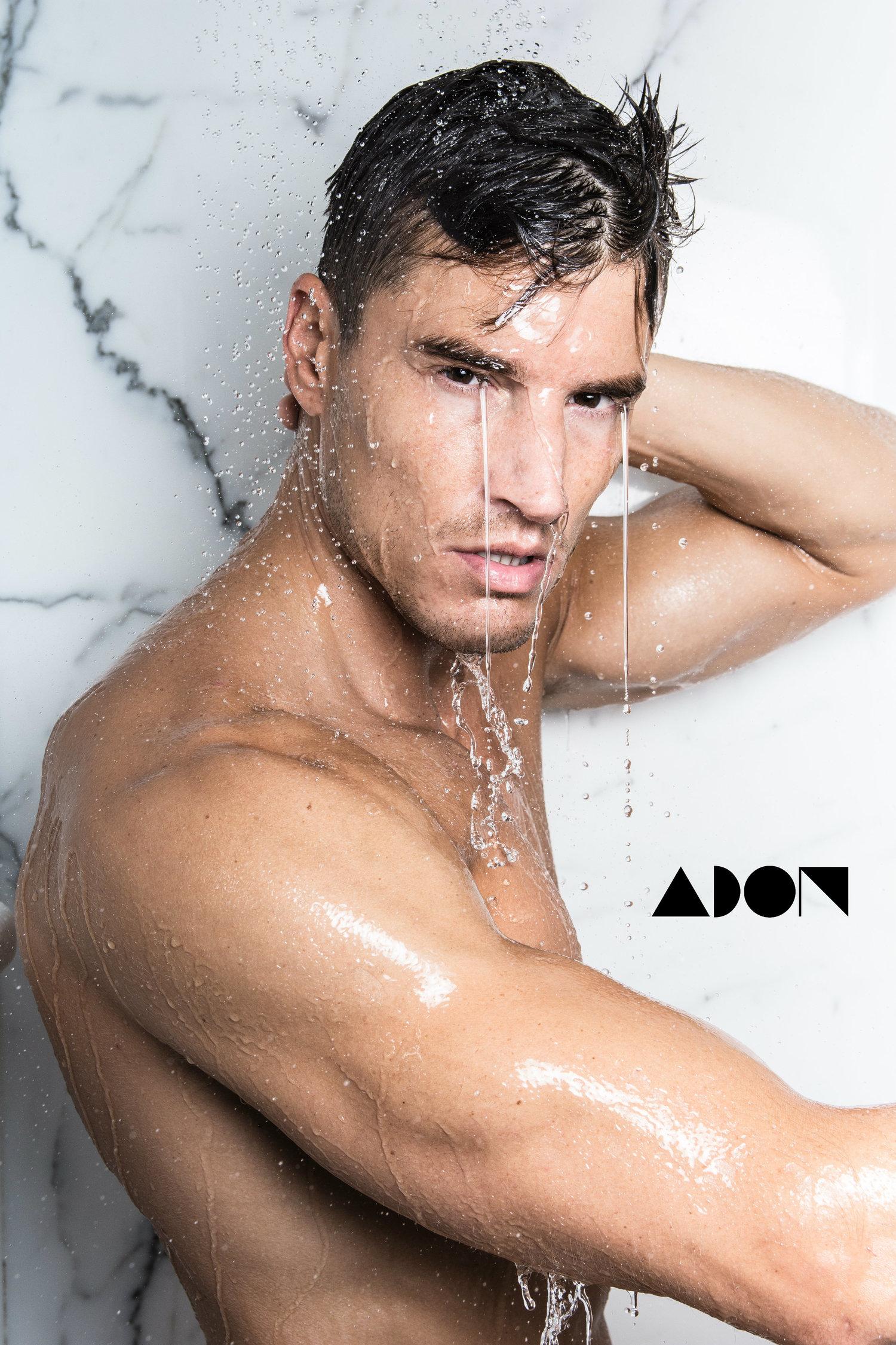 Adon Exclusive: Model Ramon By Gustav Lagos