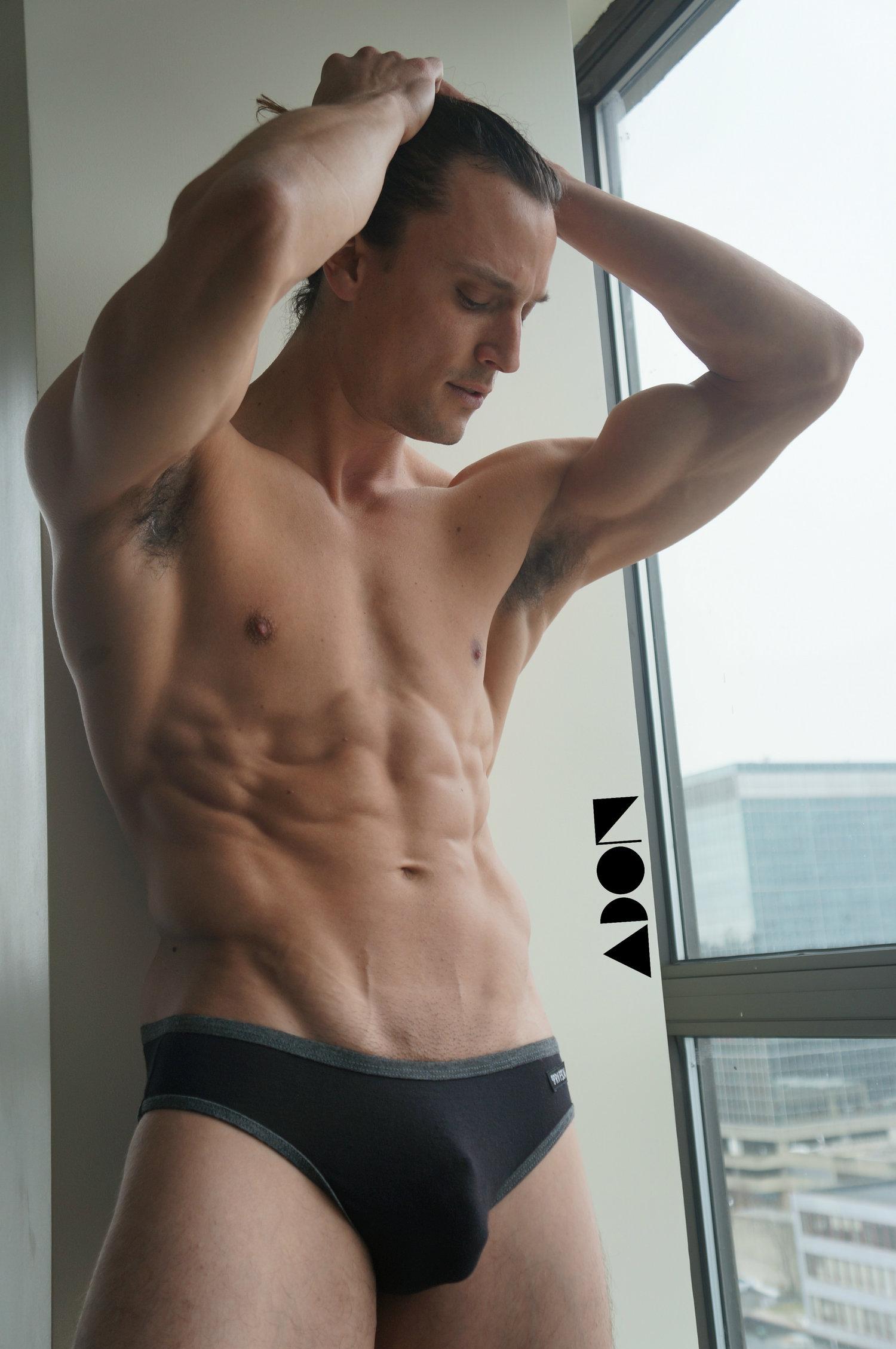 Adon Exclusive: Model Lou Morey By Matt Lian