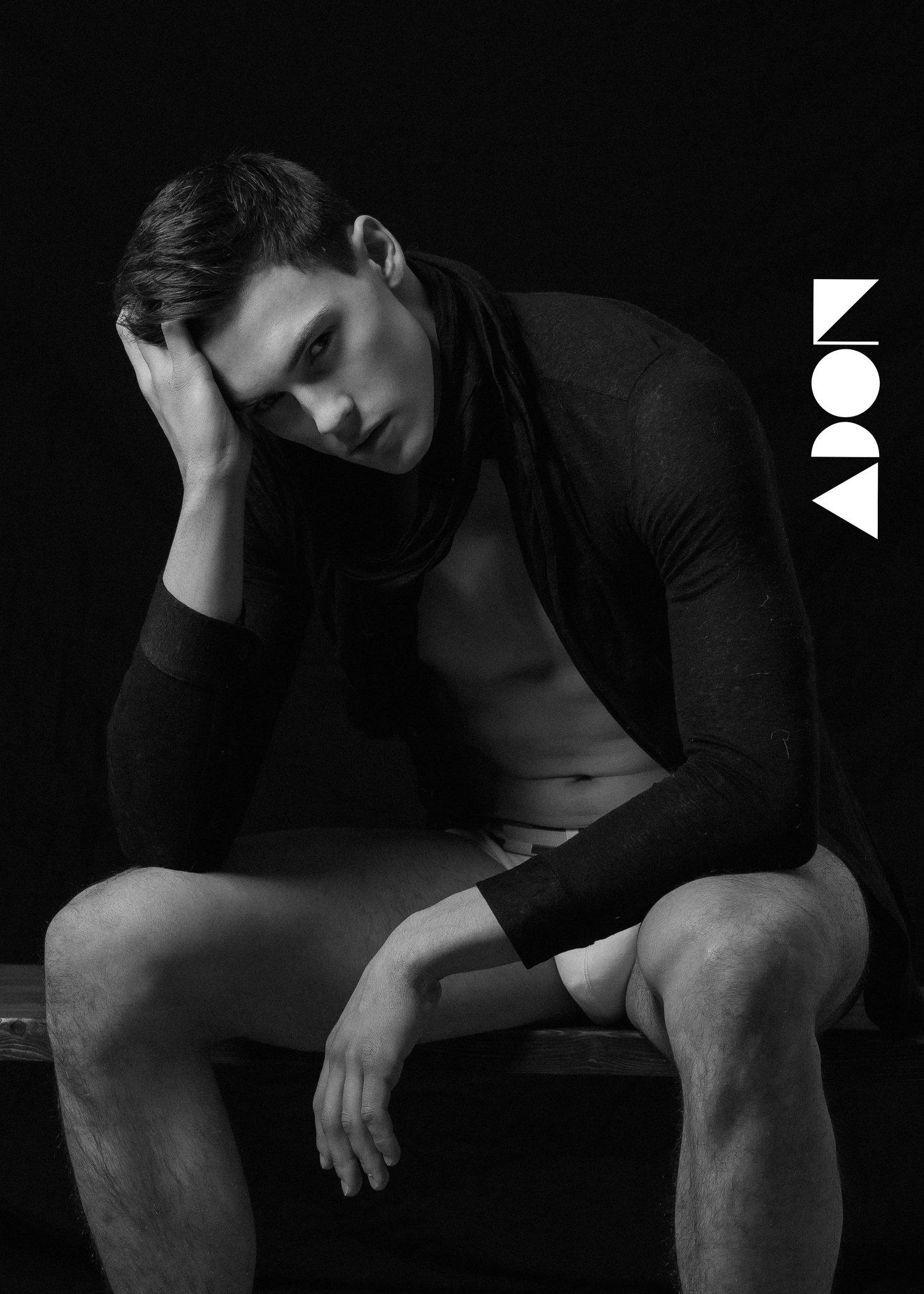 Adon Exclusive: Model Parker Biletsky By Inno Delarmente III