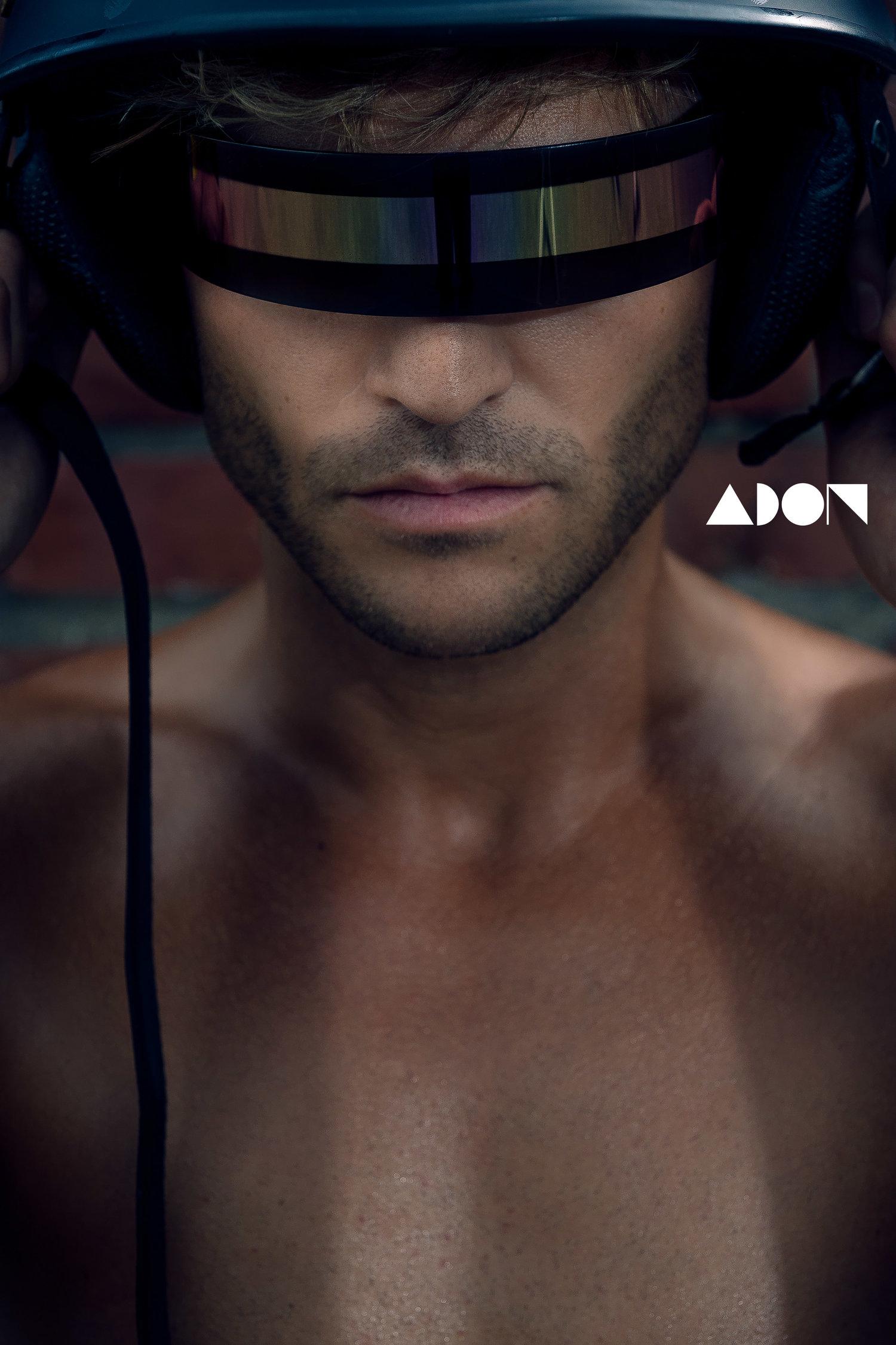 Adon Exclusive: Model Nester Bravo By Nico Gonzalez