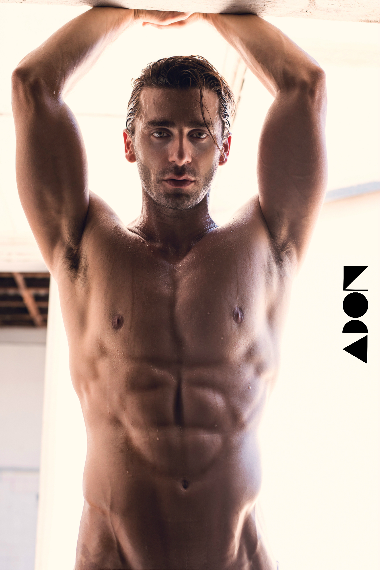 Adon Exclusive: Model Renos Giancarlo Perrie By Stavros Christodoulou