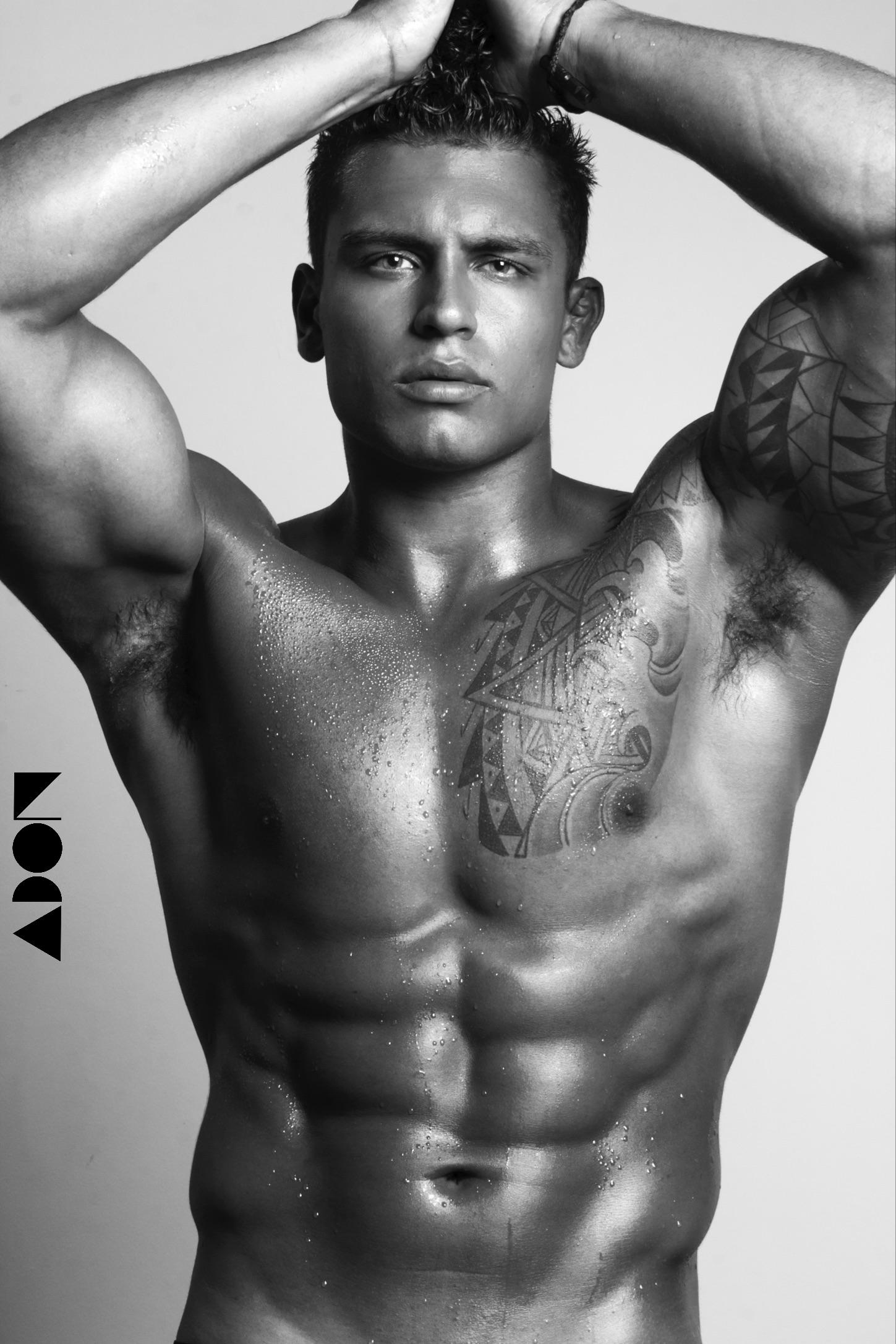 Adon Exclusive: Model Nick Rodriguez By Balthier Corfi