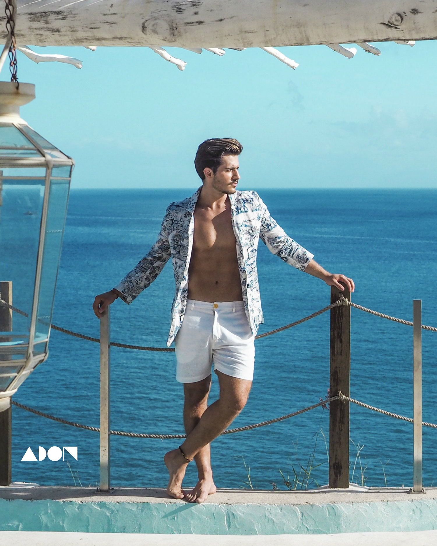 Adon Exclusive: Model Rinor By Alex Akimov