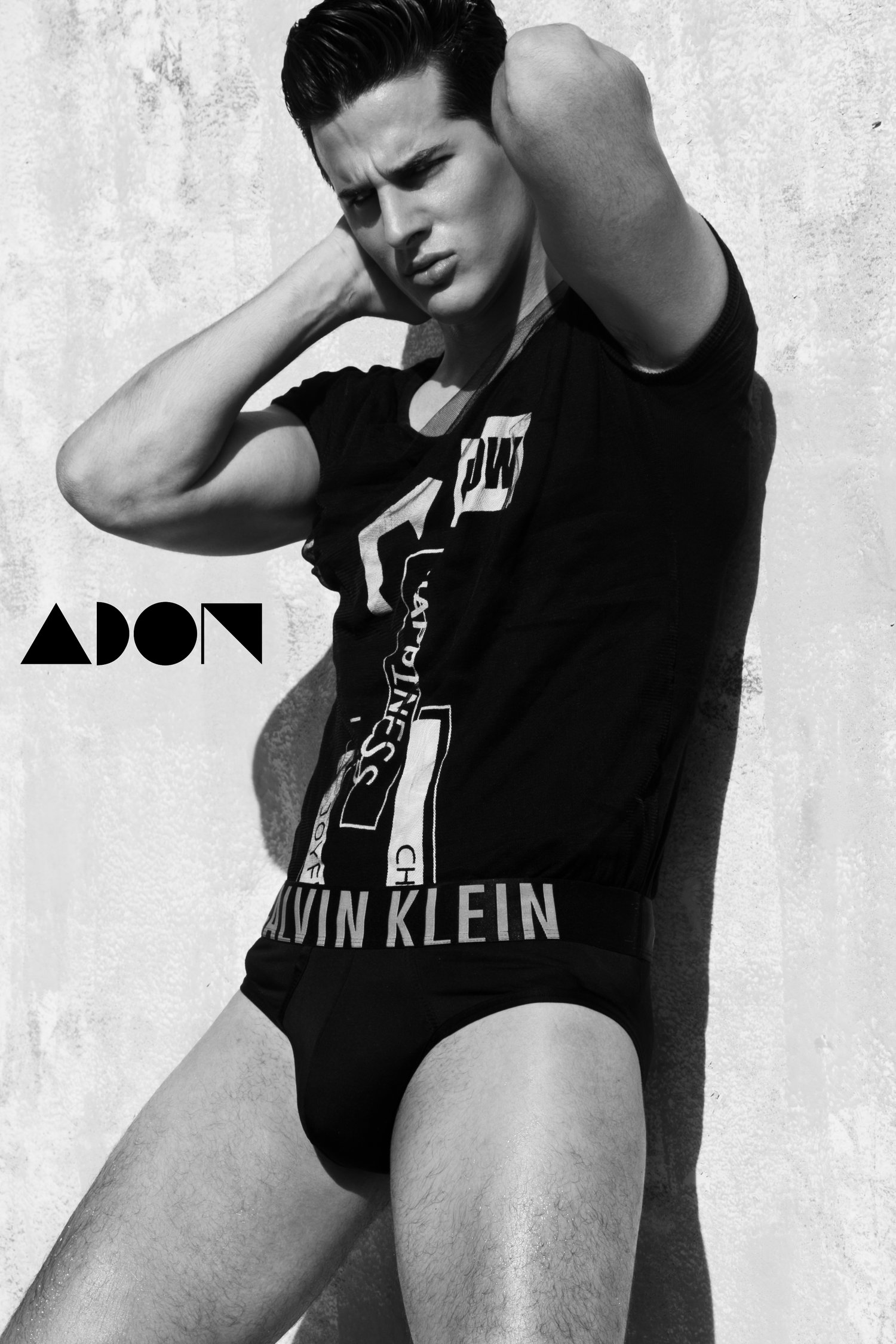 Adon Exclusive: Model AJ Jejalapalak By Xram Ragde