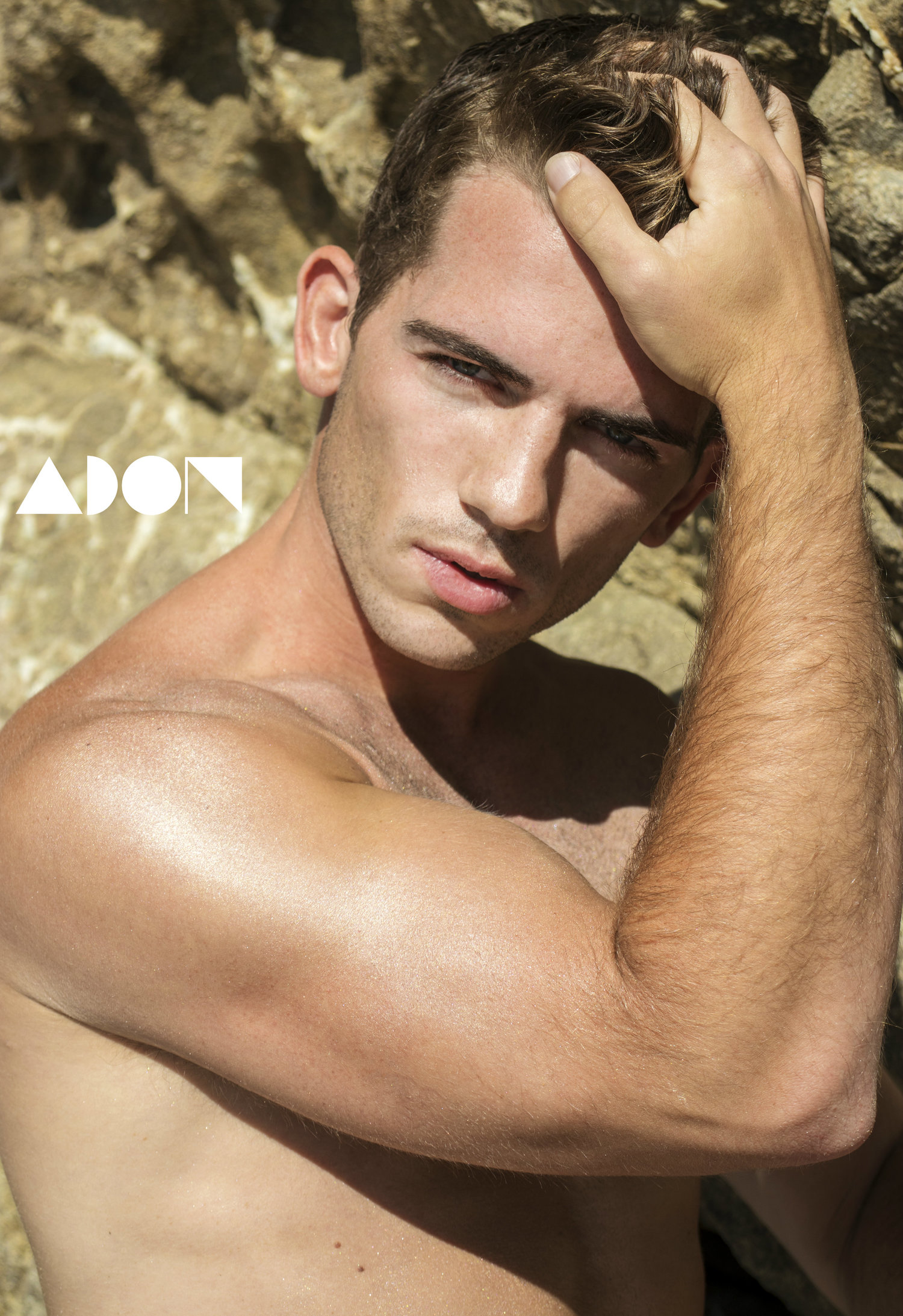 Adon Exclusive: Model Bryce McKinney By David Villalva