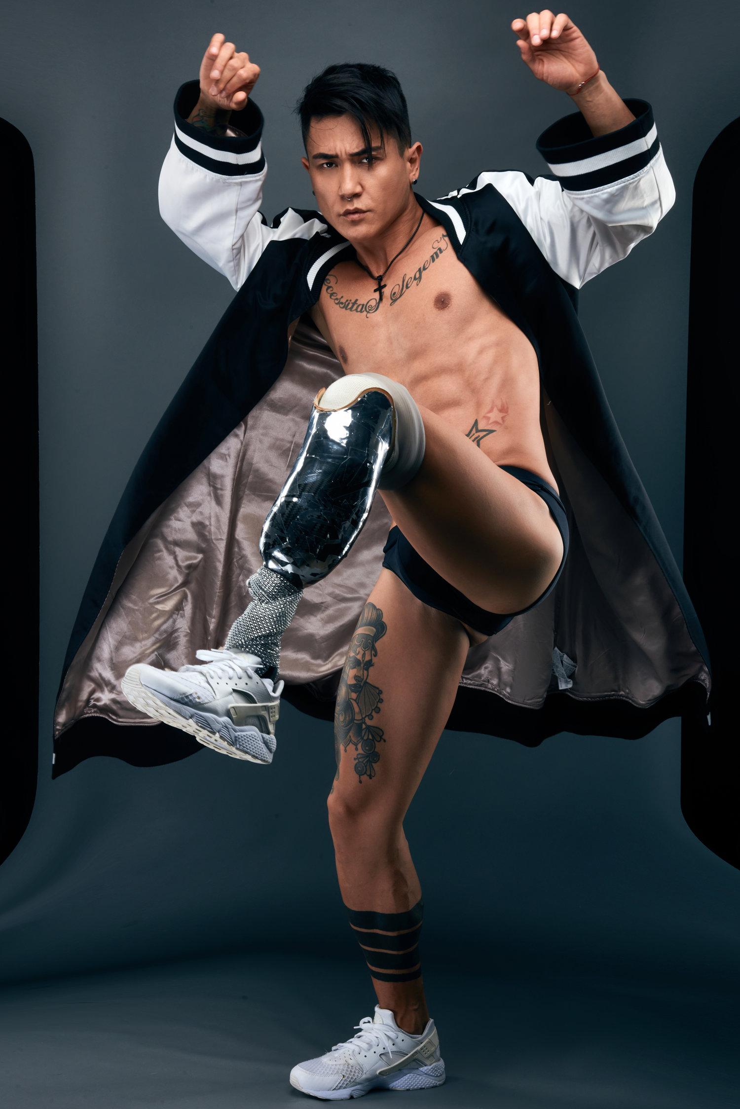 Adon Exclusive: Model Kima Dima By Alfie Liebl