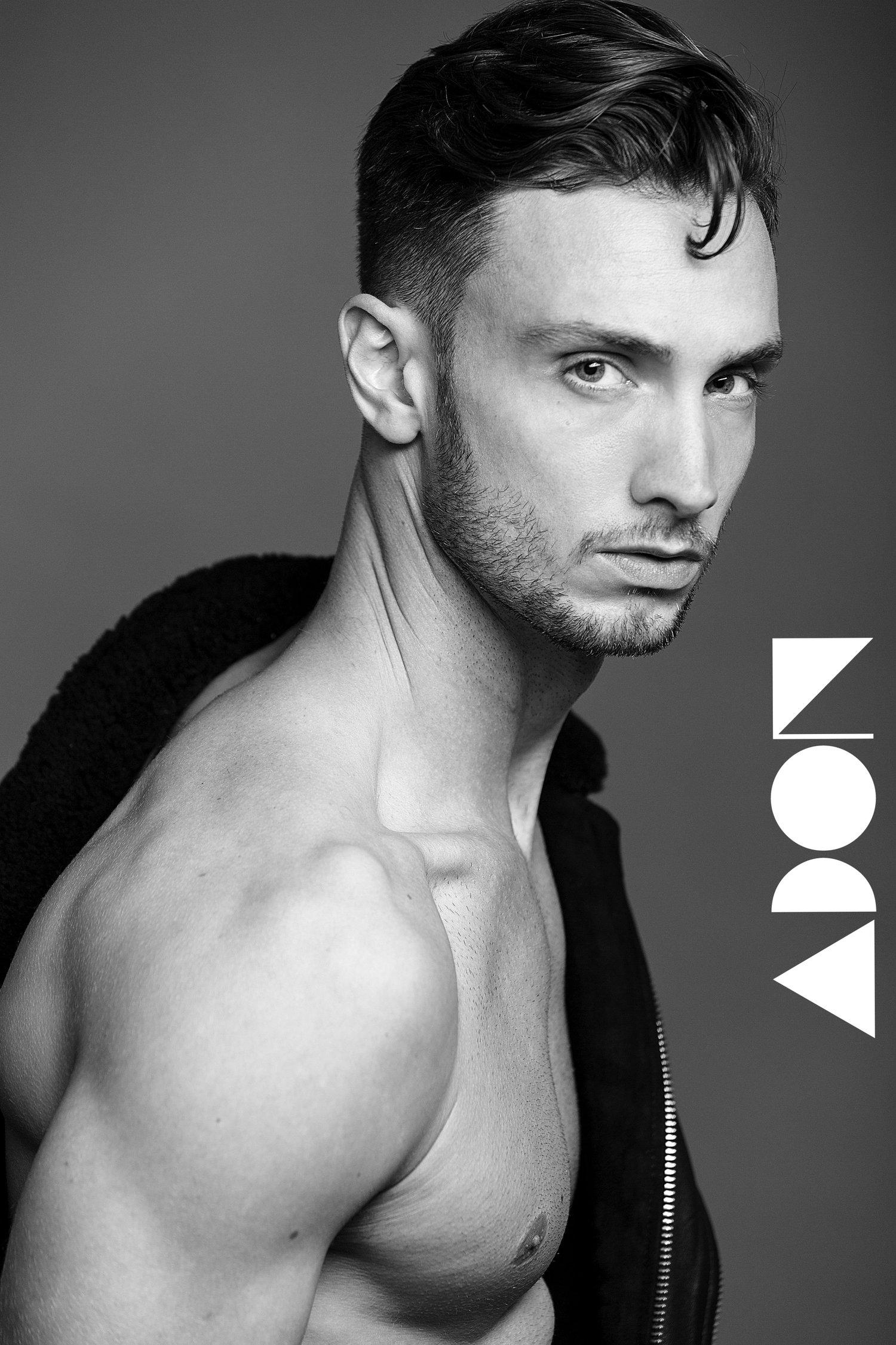 Adon Exclusive: Model Ben Irish By Nick Andrews