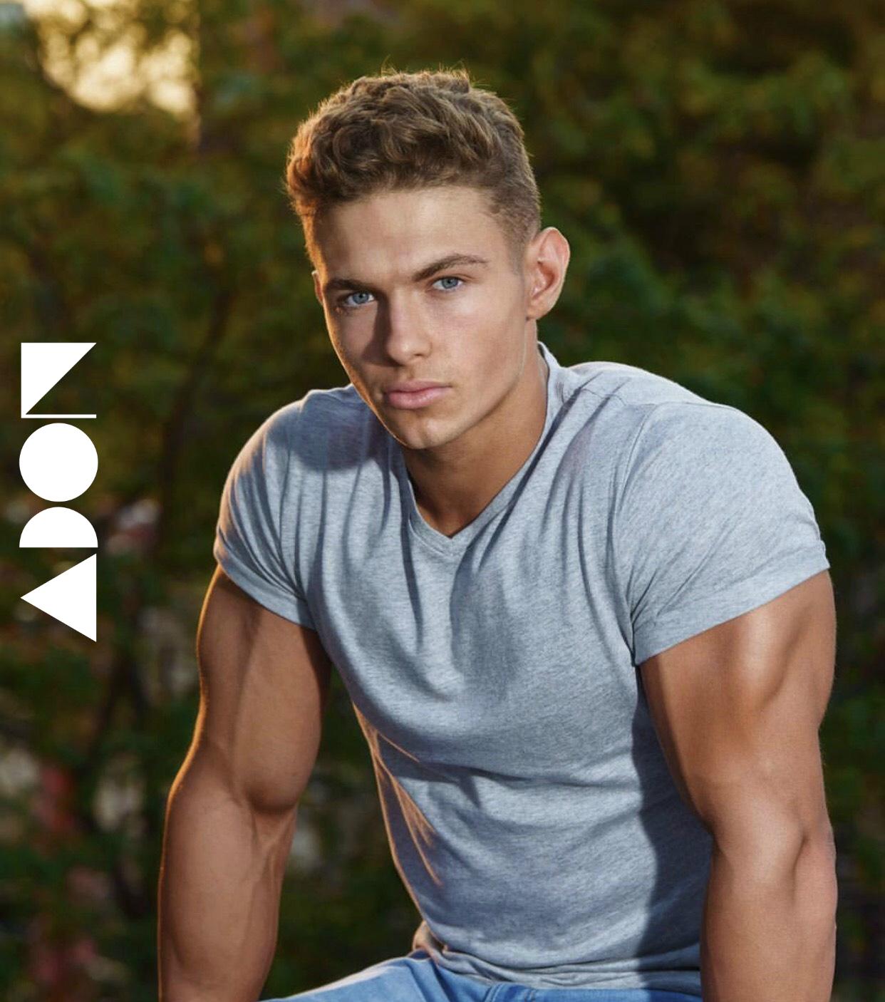 Adon Exclusive: Model Colton Wergin