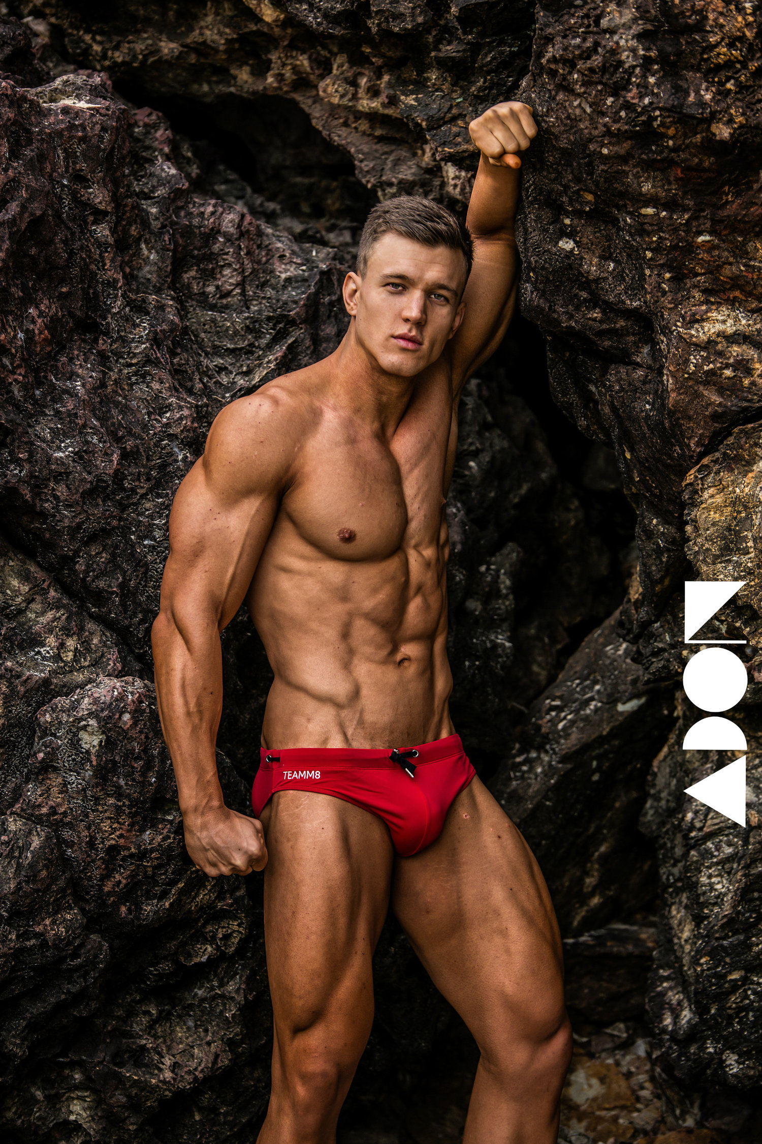 Adon Exclusive: Model Justin Watson By Andrew Hammond