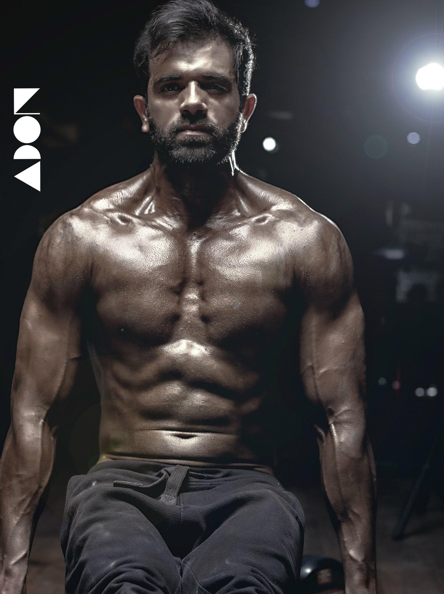 Adon Exclusive: Model Atiq By Zohaib