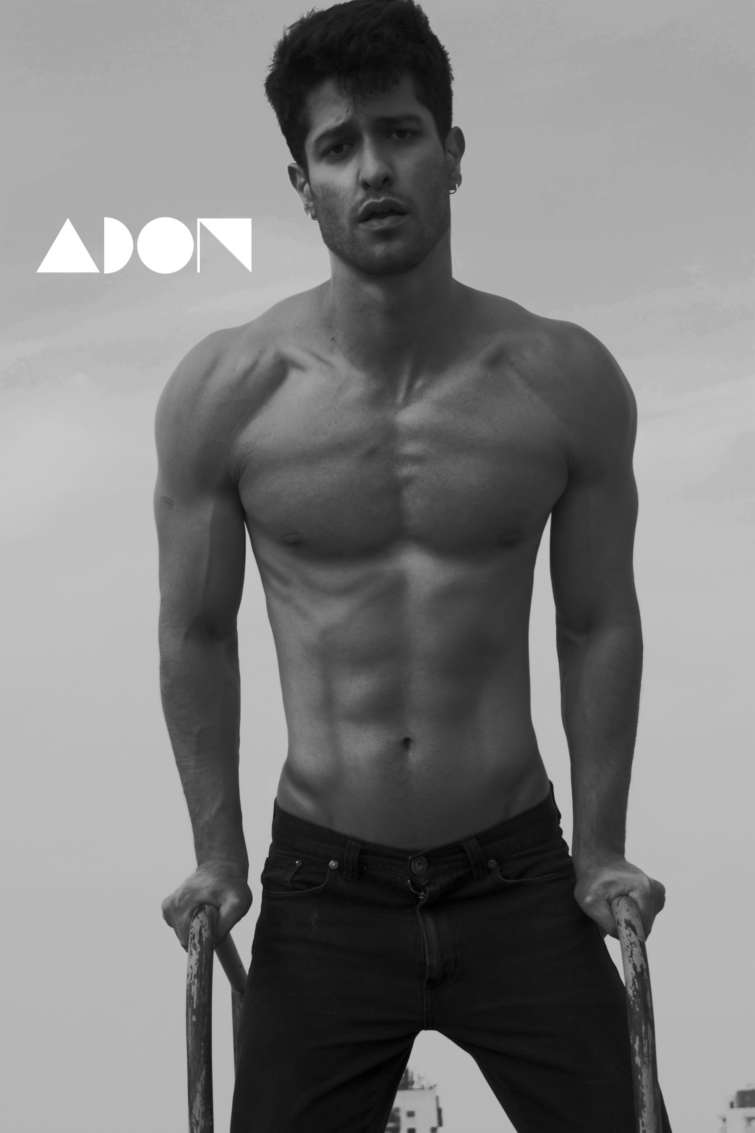 Adon Exclusive: Model Gabriel Fuzaro By Luis Ribeiro