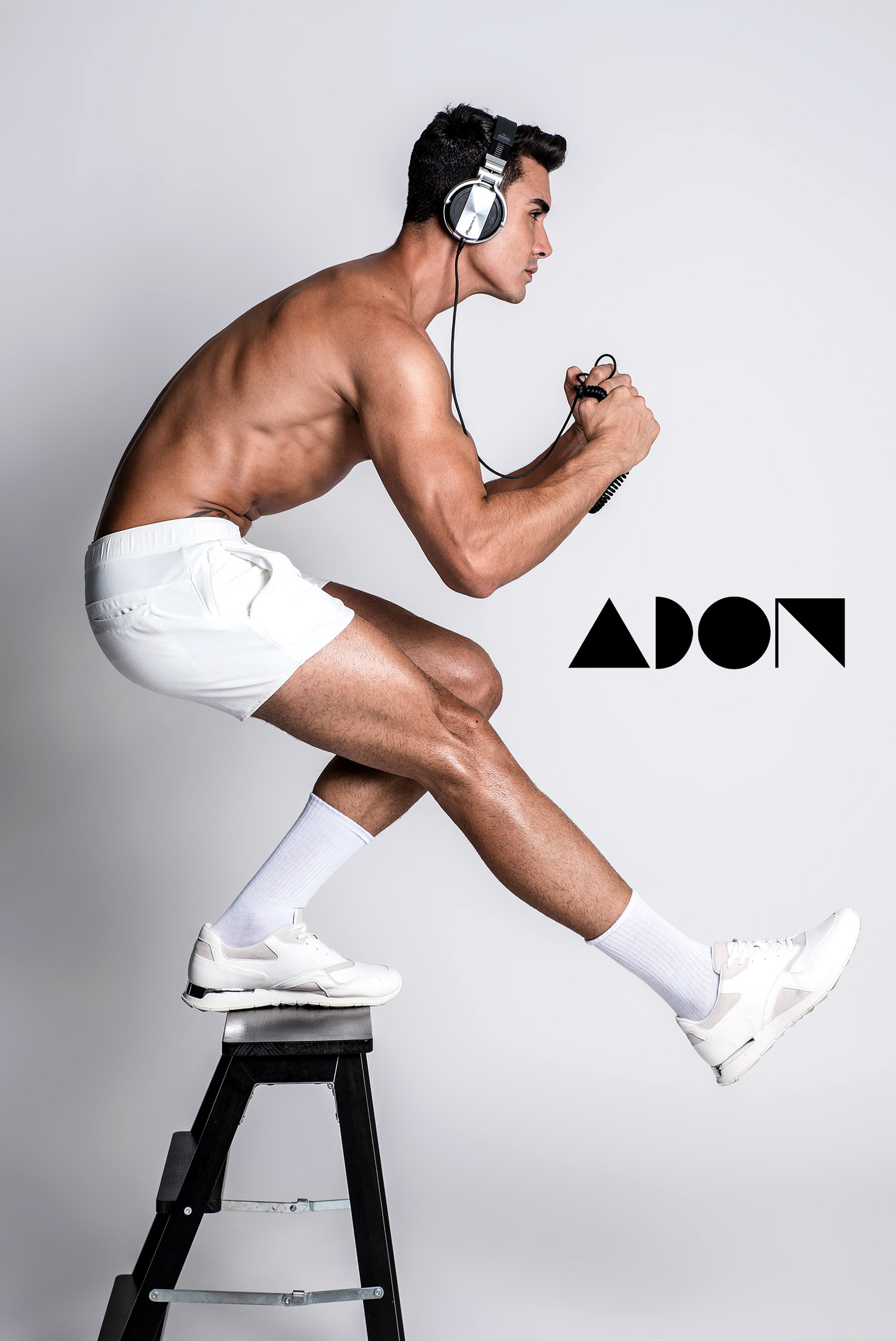 Adon Exclusive: Model Daniel Benjamin By Jeremy Holdenn