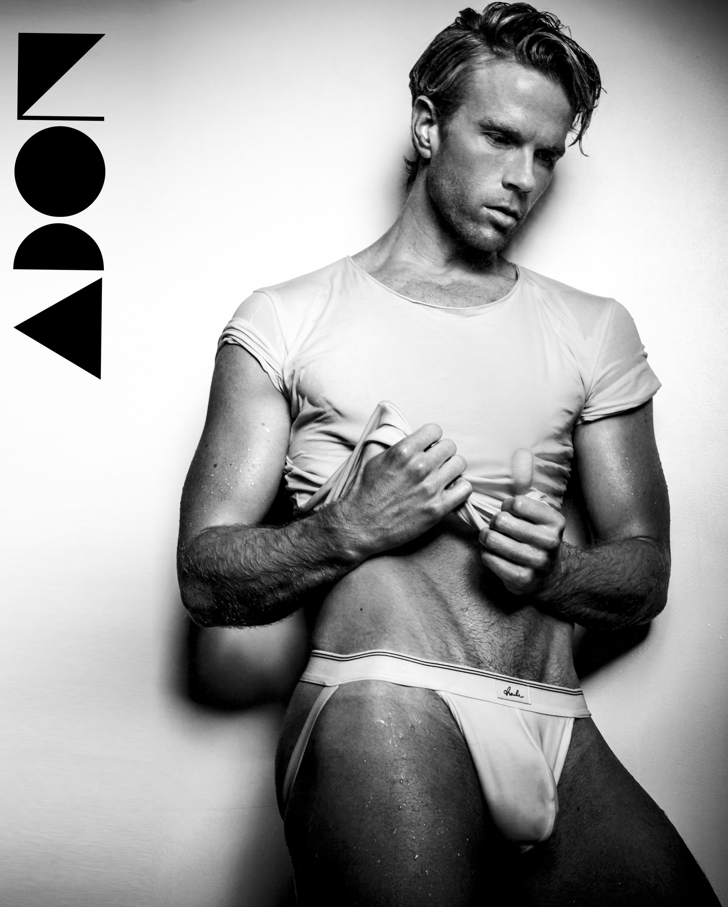 Adon Exclusive: Model Andrew Madan By Rick Day