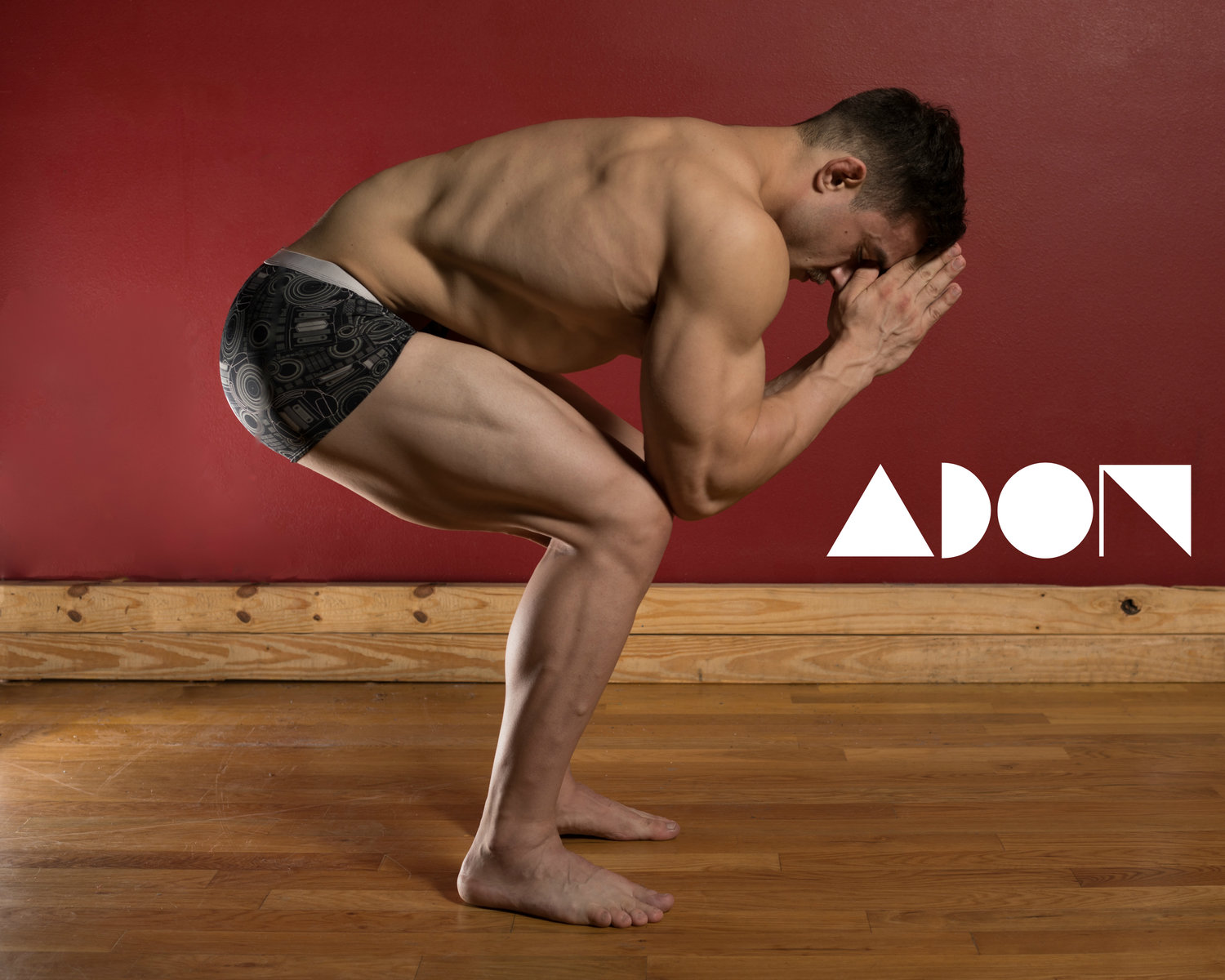 Adon Exclusive: Model Roy Fontenelle  By Brian Huey