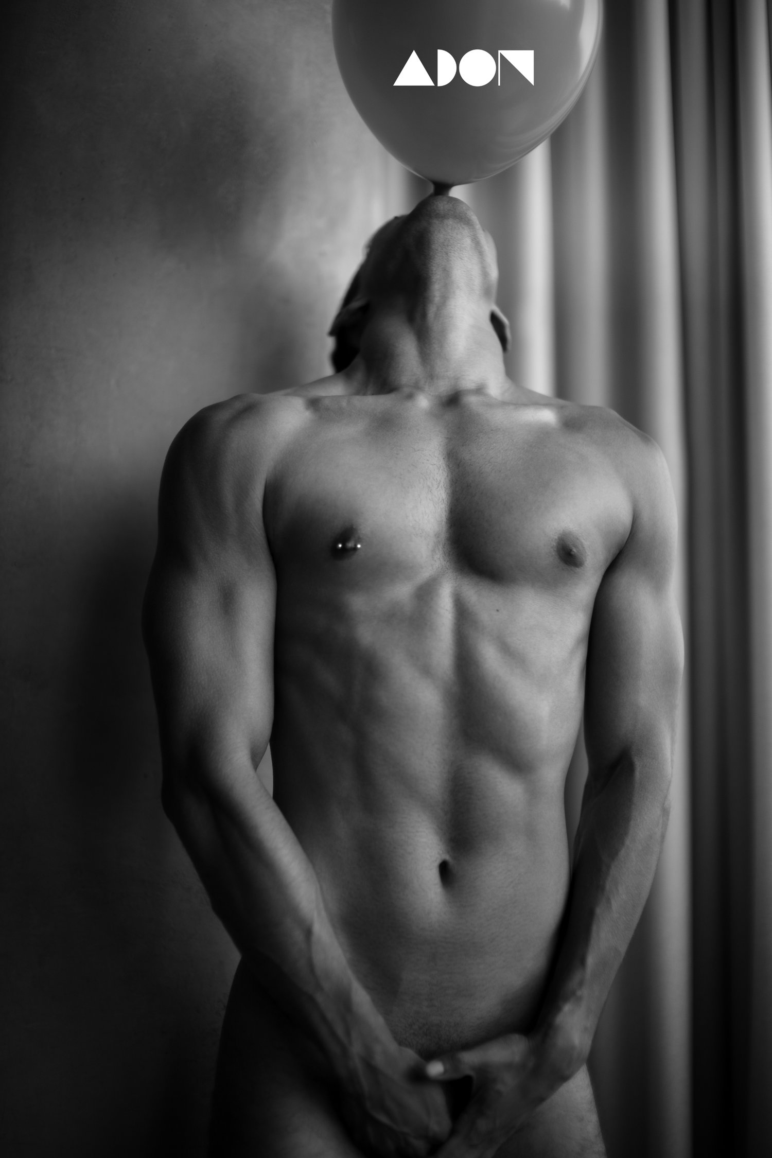 Adon Exclusive: Model JianCarlos Vasquez By Craig Macleod