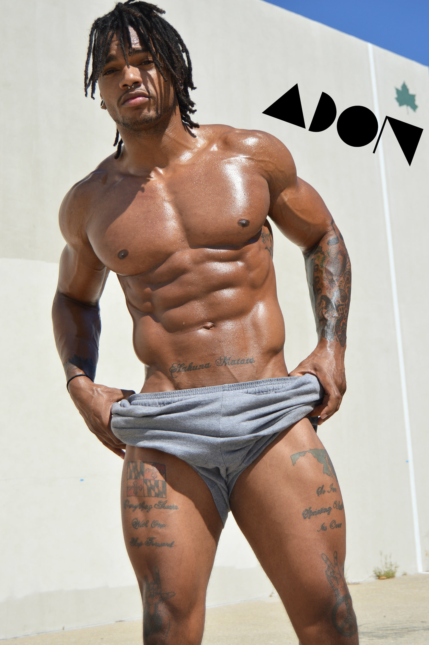 Adon Exclusive: Model Seth Holbrook By Price Brendon