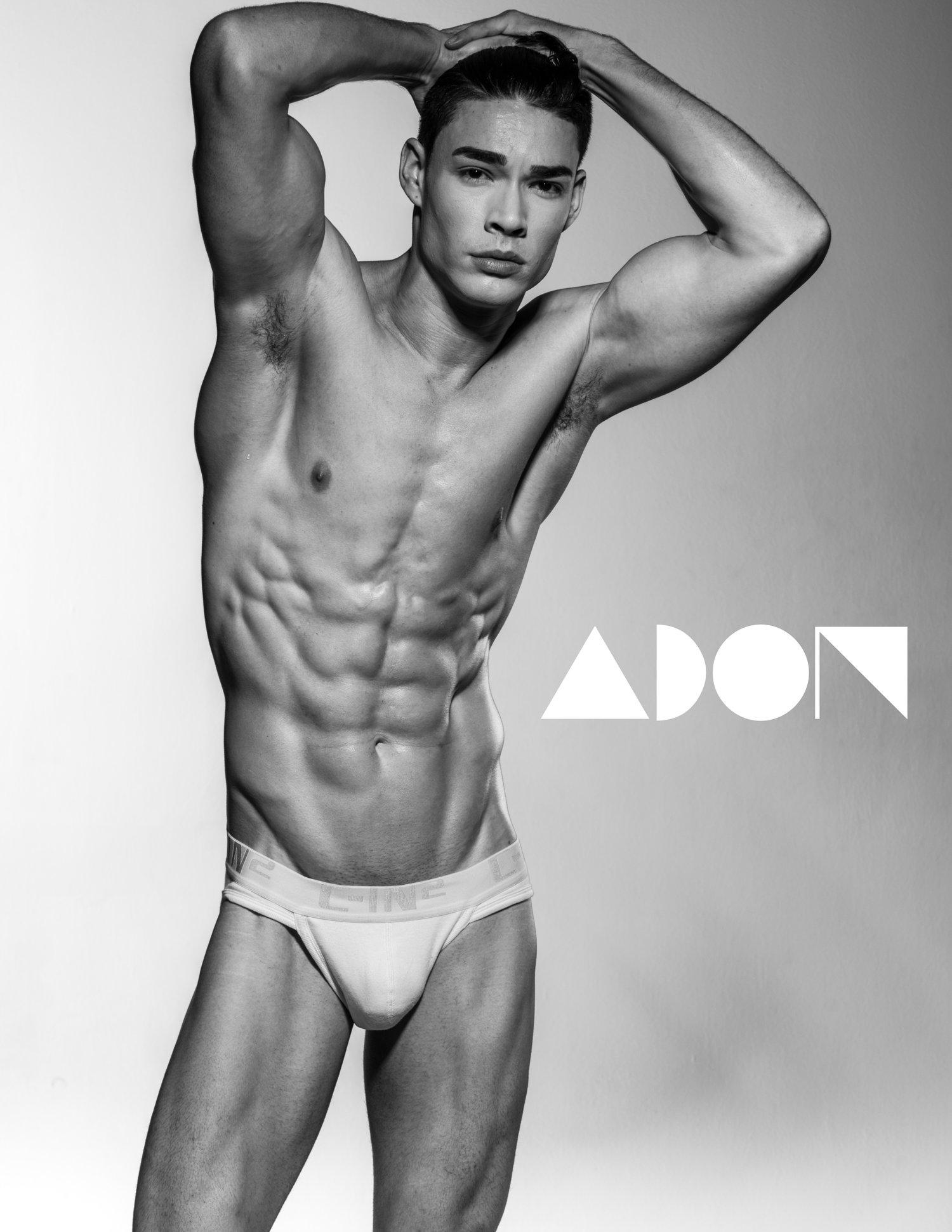 Adon Exclusive: Model Jimmy Perez By Juliana Soo