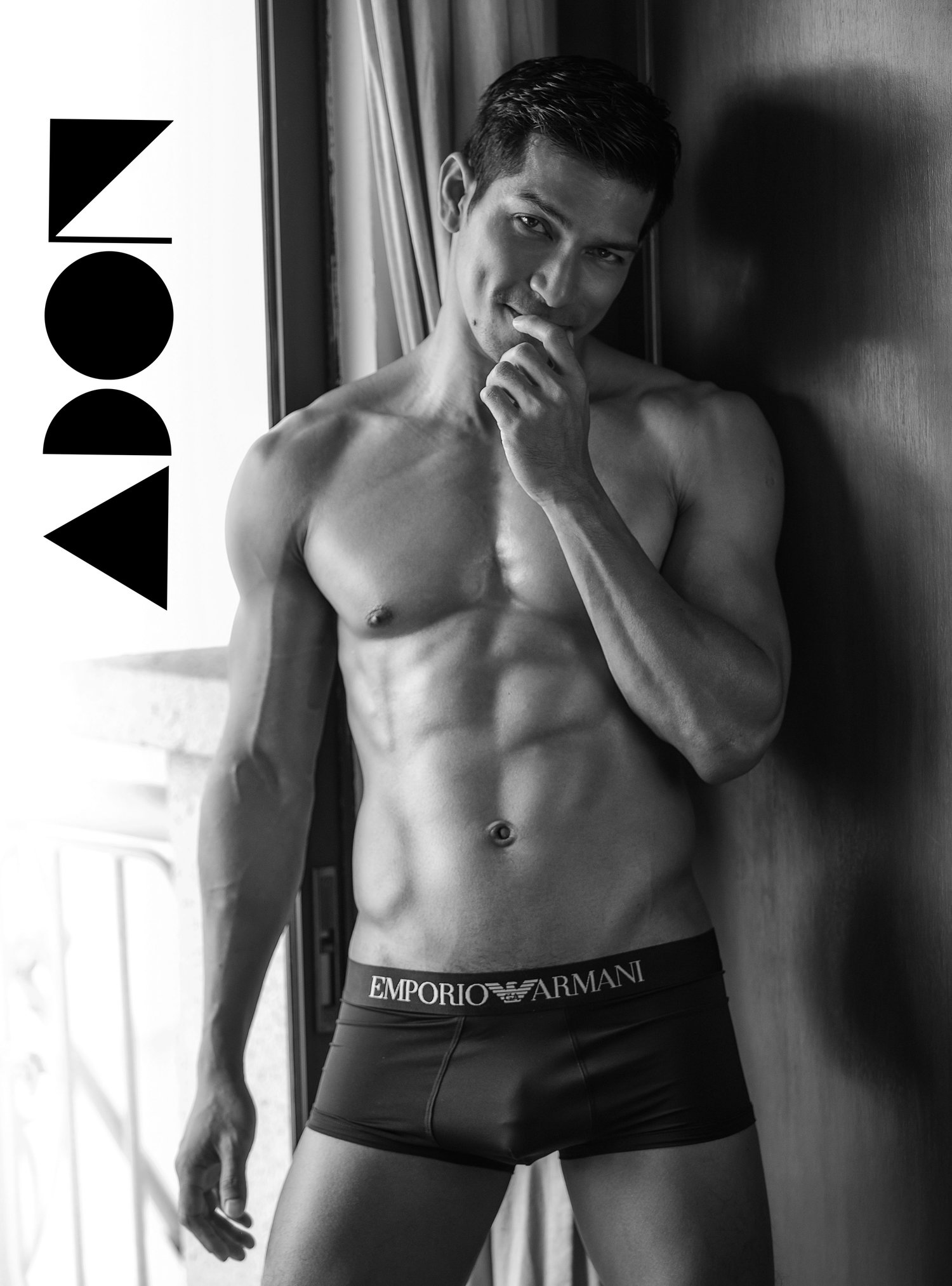 Adon Exclusive: Model Hardy Saiful By Jason Oung