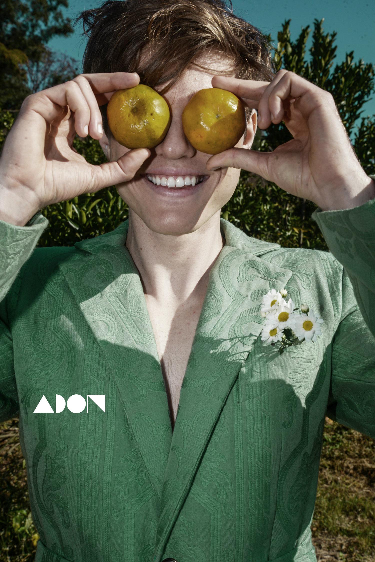 Adon Exclusive: Model Eduardo Schuelter By Rodrigo Marconatto