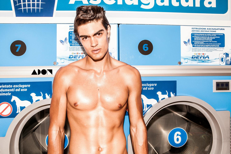 Adon Exclusive: Model Iago Botelho By Michele De Andreis