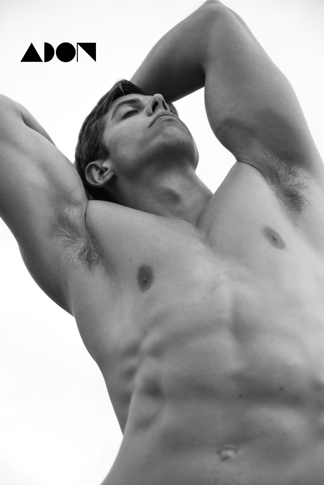 Adon Exclusive: Model Devon Ryan By Michael Porter