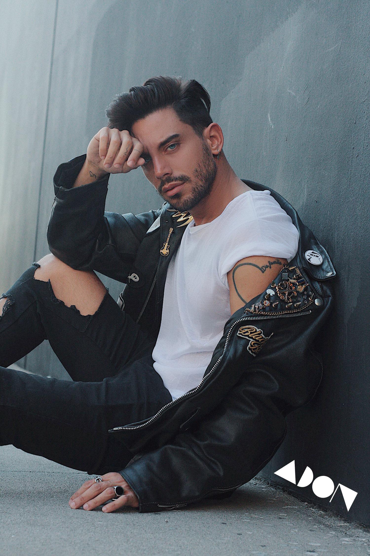 Adon Exclusive: Model Salvatore Vita By Luis Lucas