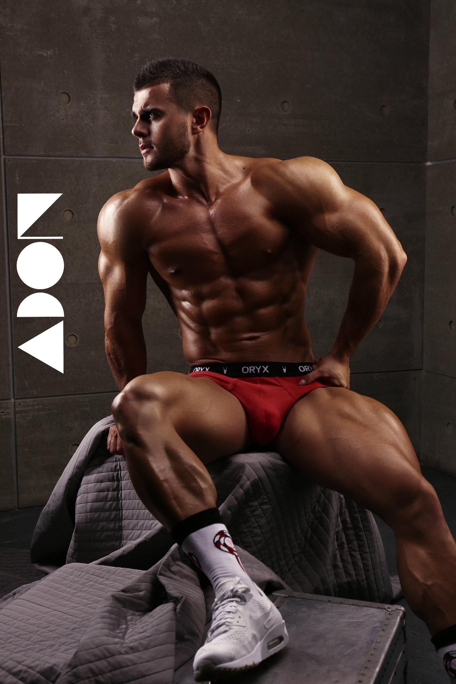 Adon Exclusive: Model Mikhail By Stas Vokman