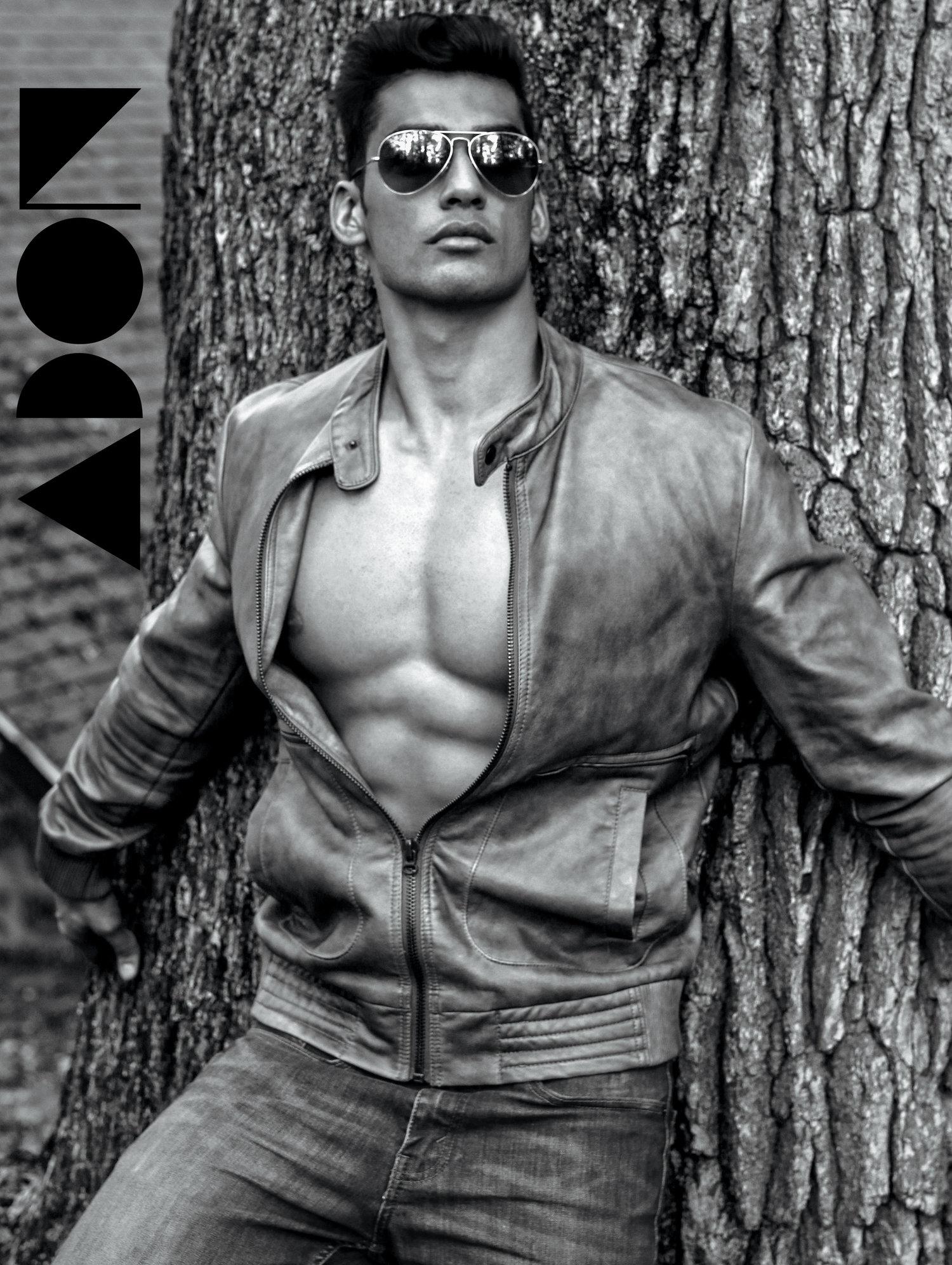 Adon Exclusive: Model Akshay Bhadu  By GP Imagery