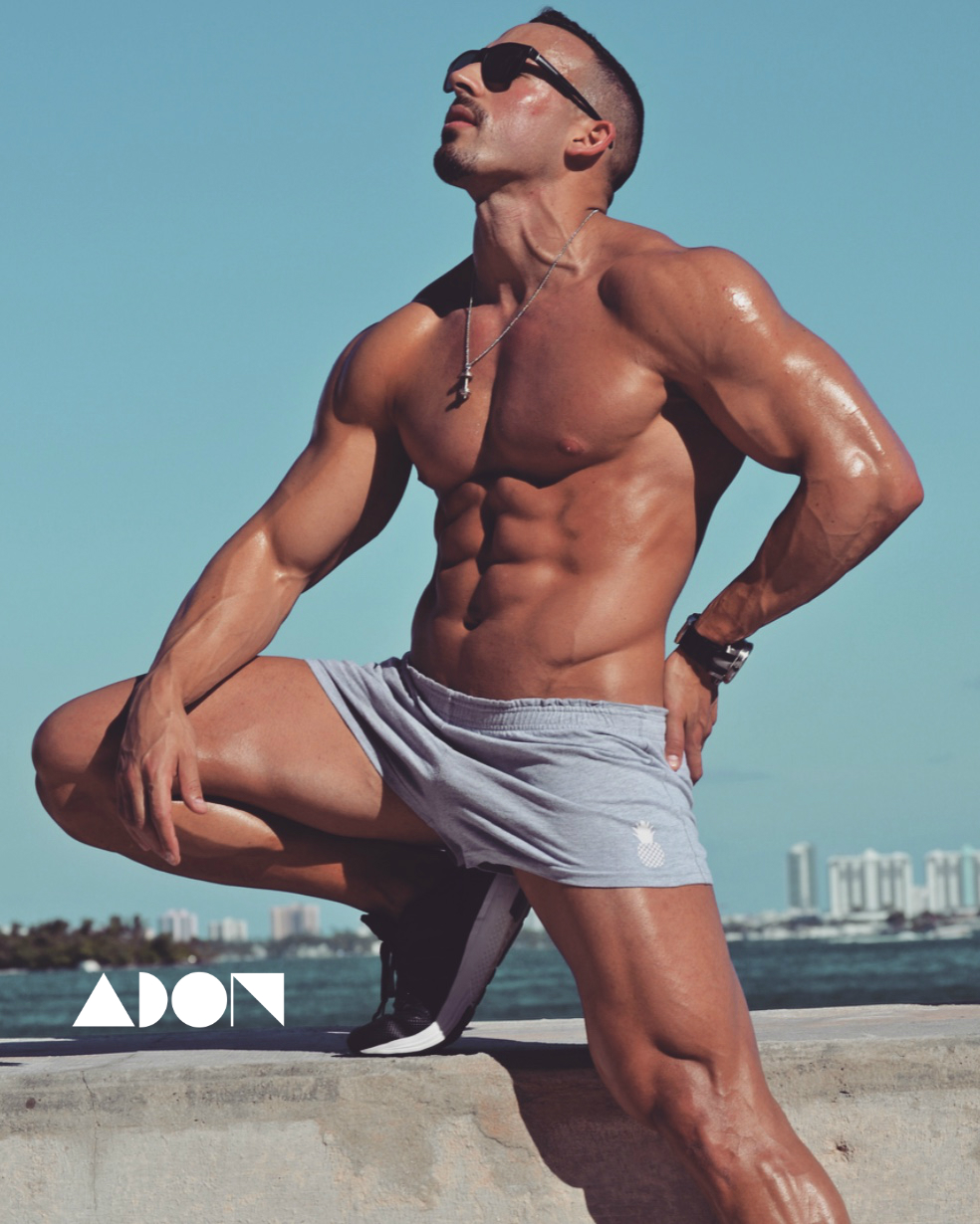 Adon Exclusive: Model Frank Javier By Original As