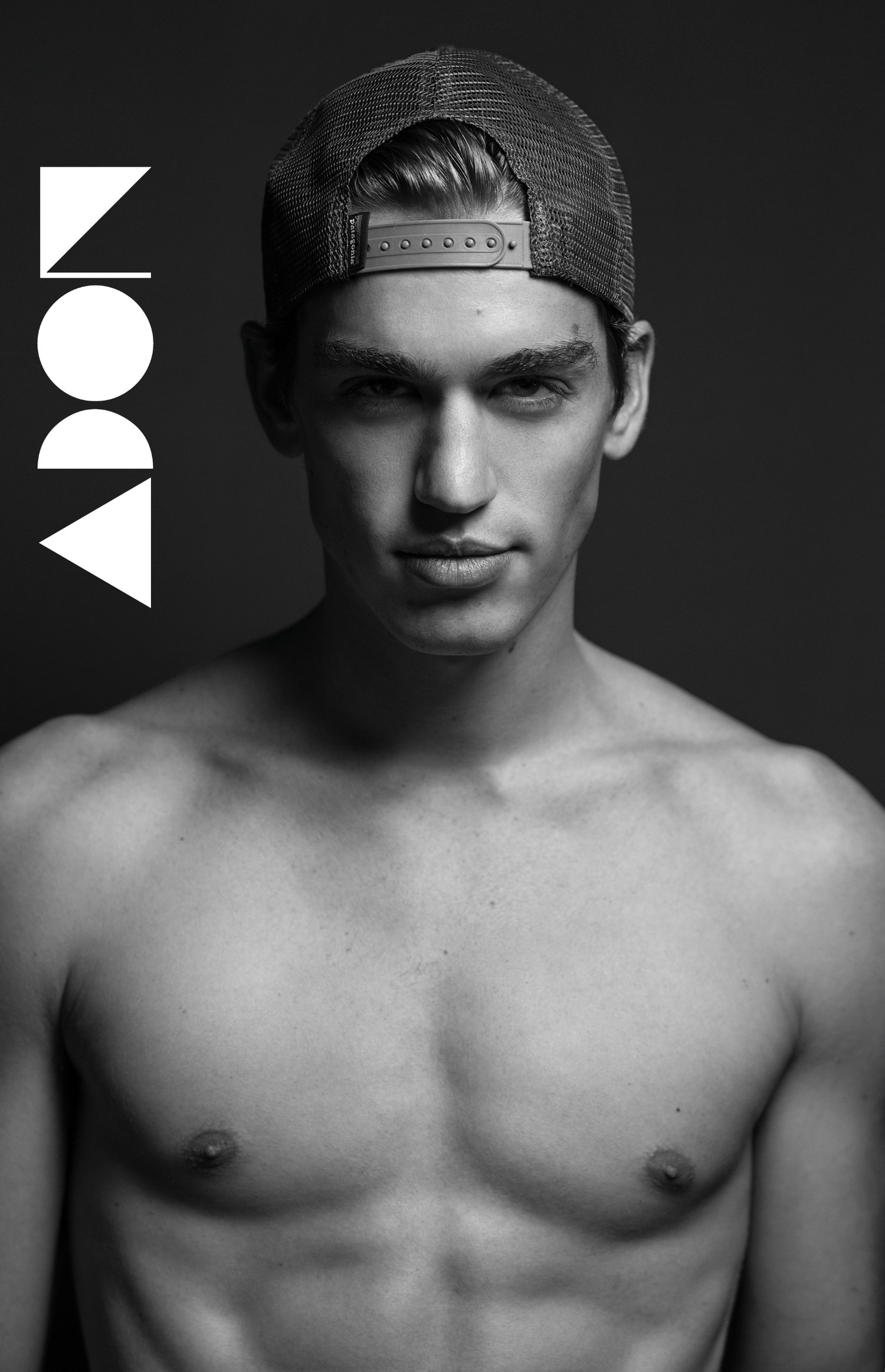 Adon Exclusive: Model Jake Hart By Liem Pham