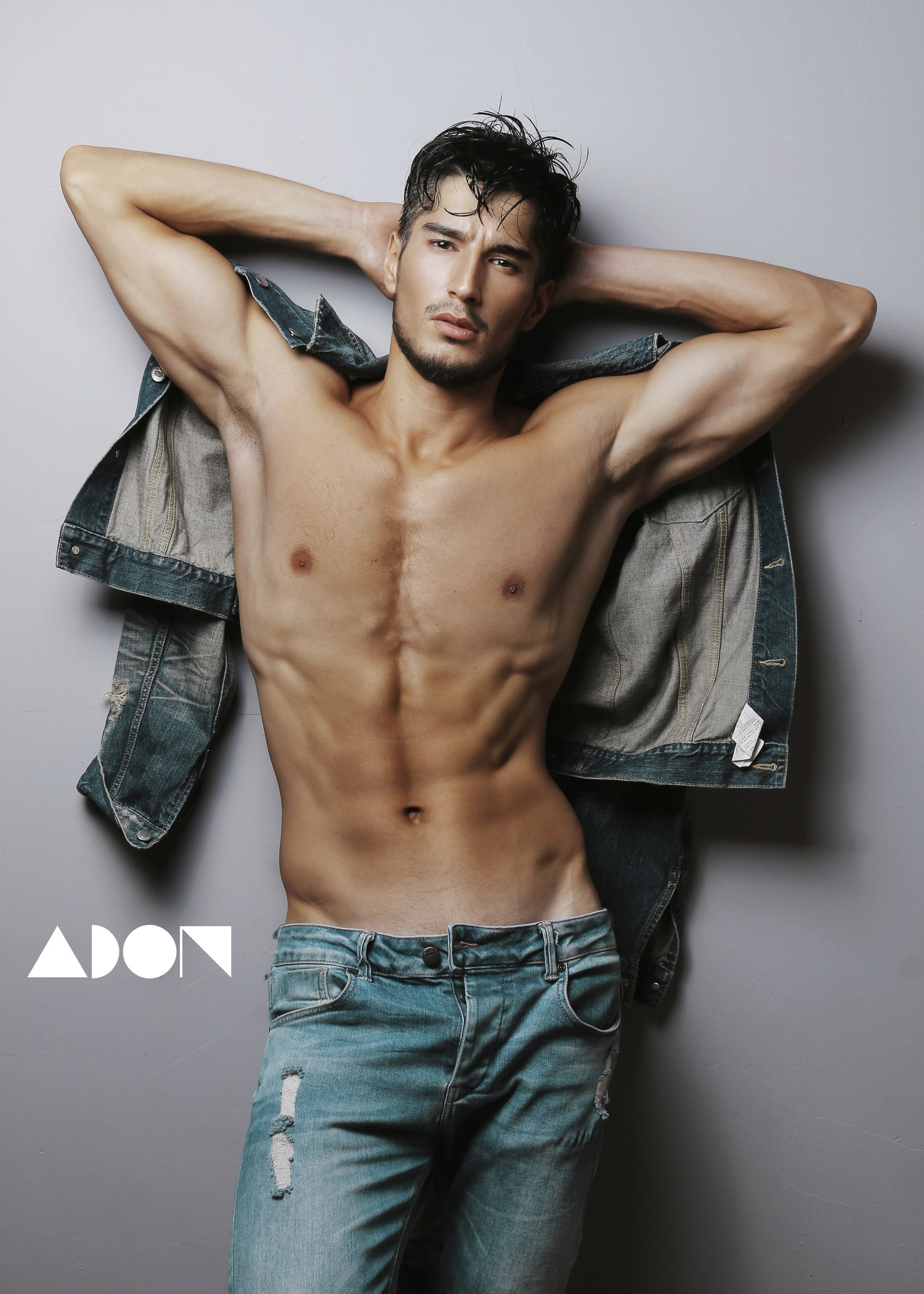 Adon Exclusive: Model Shakhboz Makhmudov By Sofyan Hendik