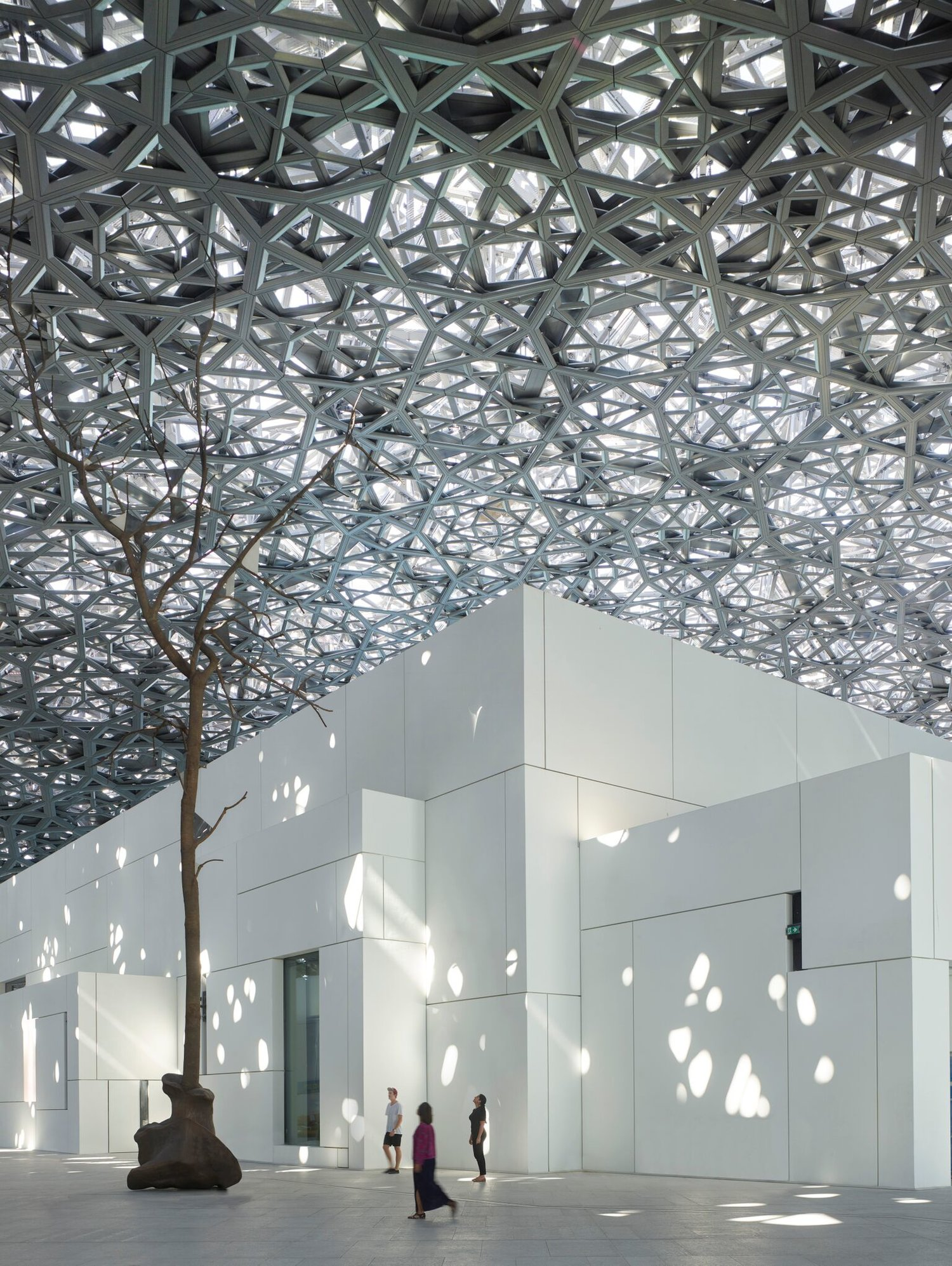 Louvre Abu Dhabi, a new cultural landmark for the 21st